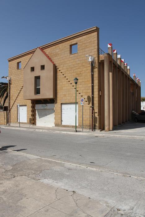 L'utopia della ricostruzione in Belice, tra new town e arte