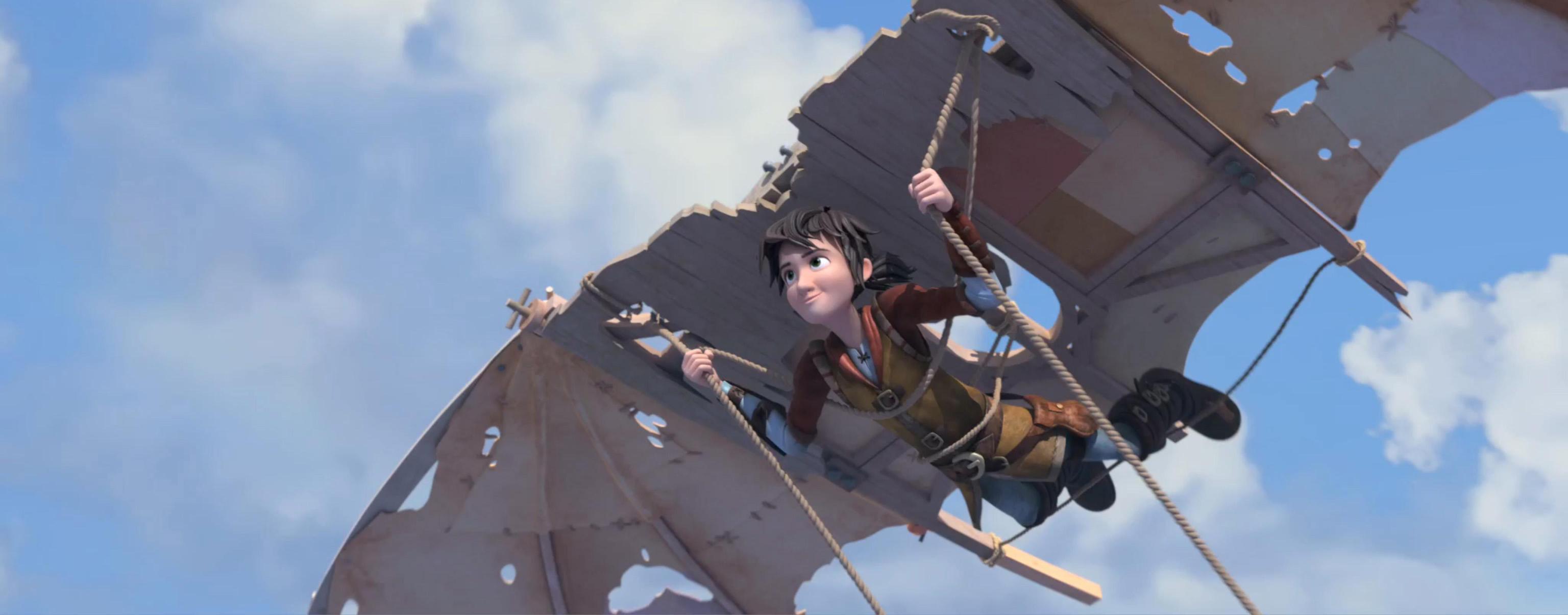 2018 animato da Leo Da Vinci al Grinch