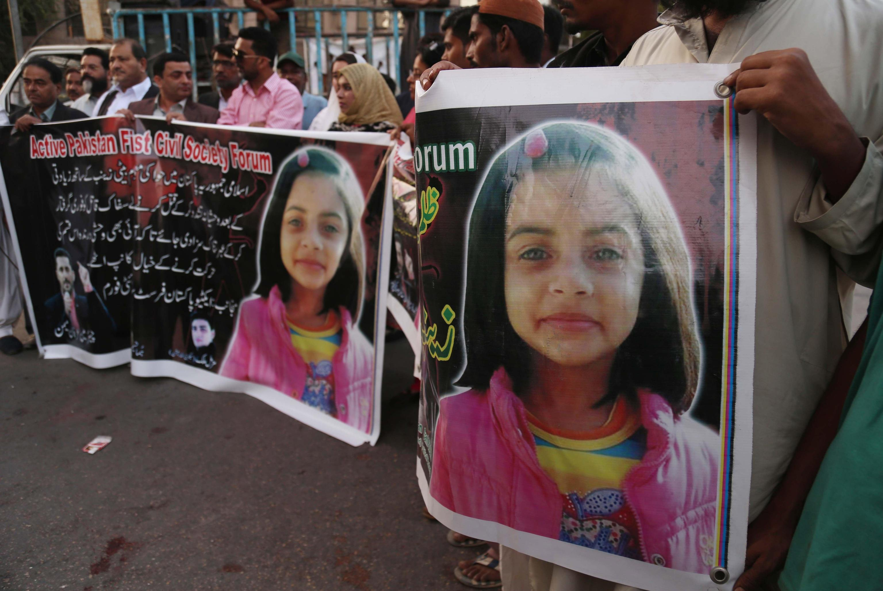 Pakistan,preso chi stuprò e uccise bimba