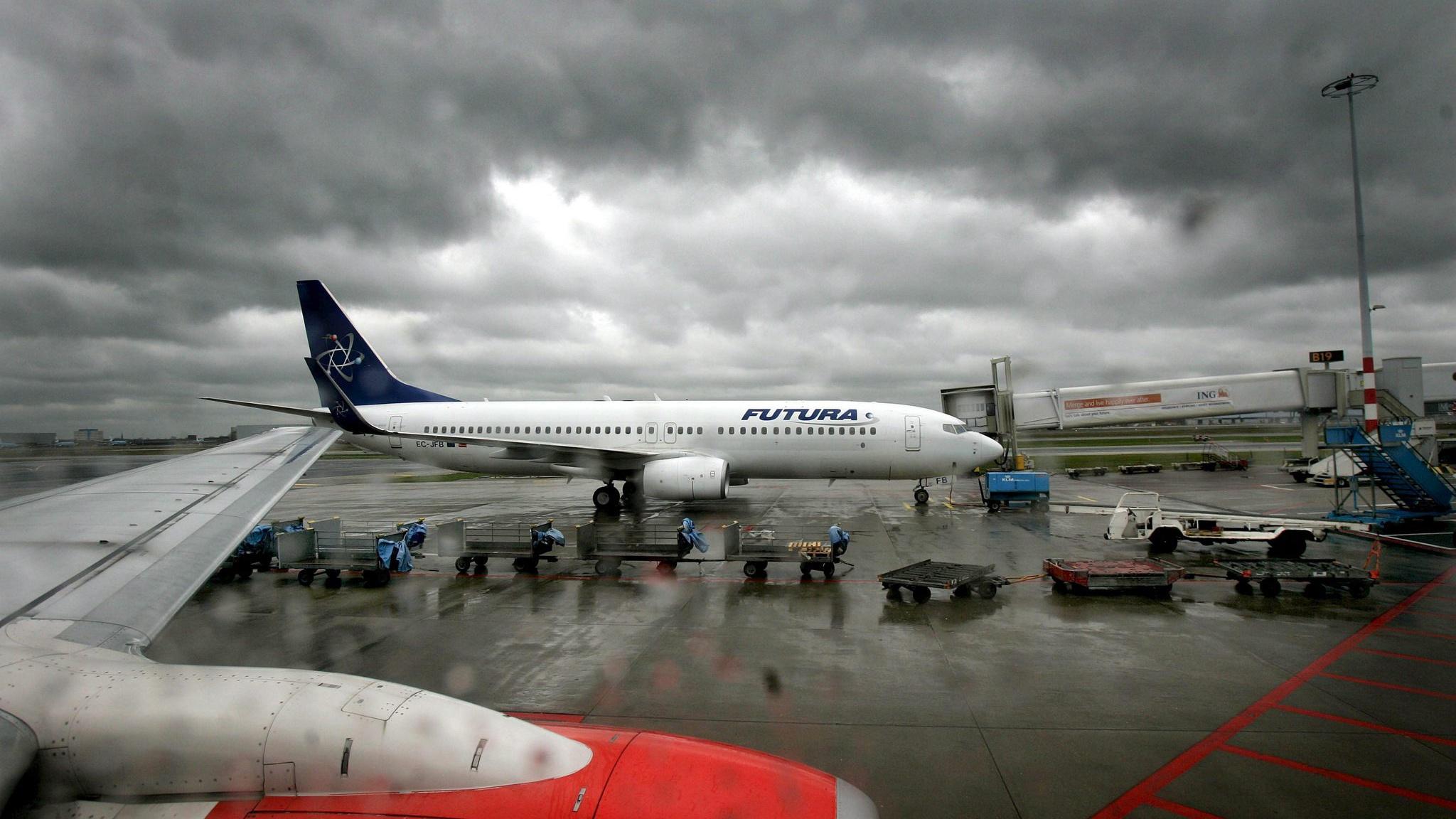 Maltempo, Amsterdam sospende tutti voli