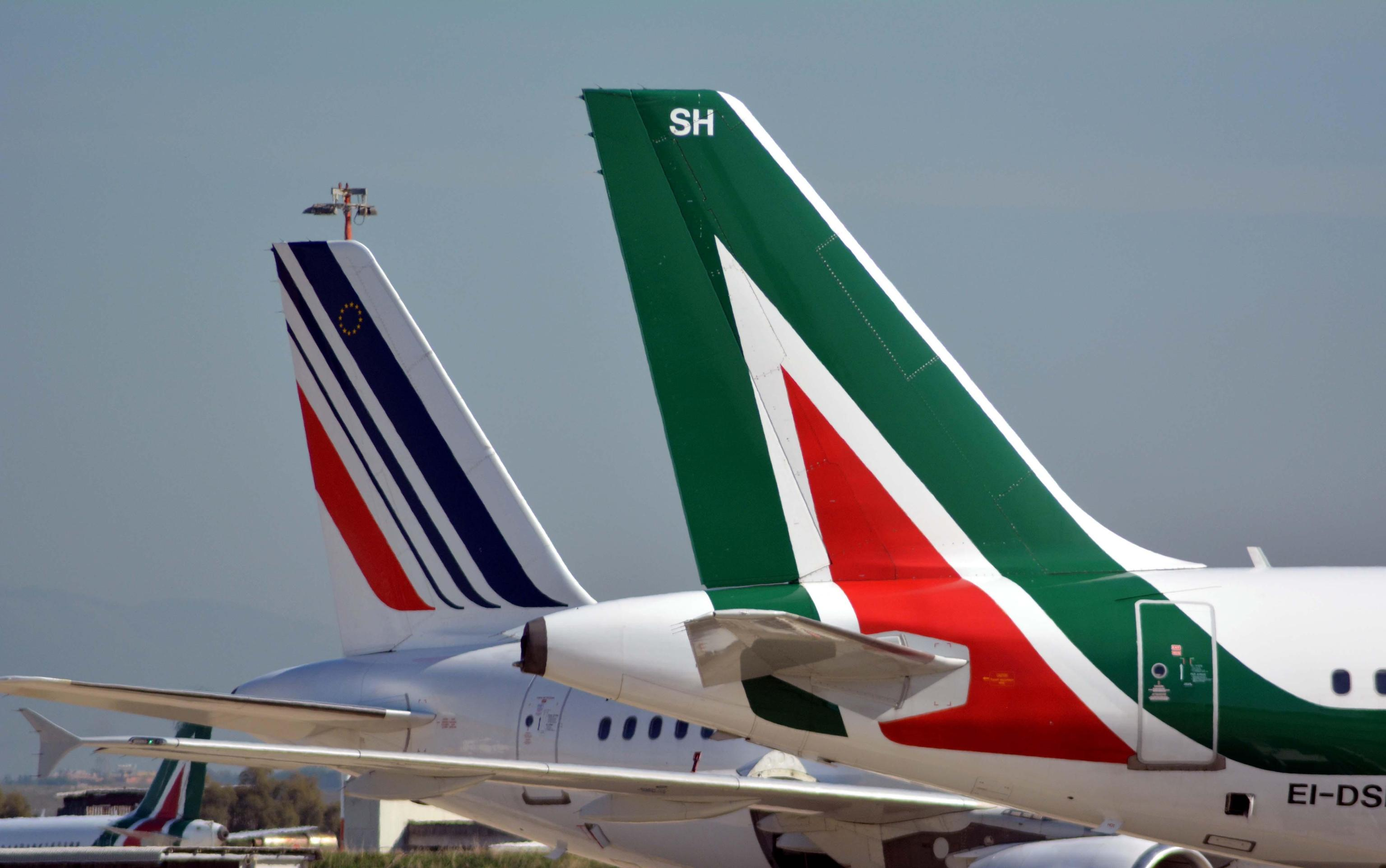 Alitalia: con Air France clima cordiale