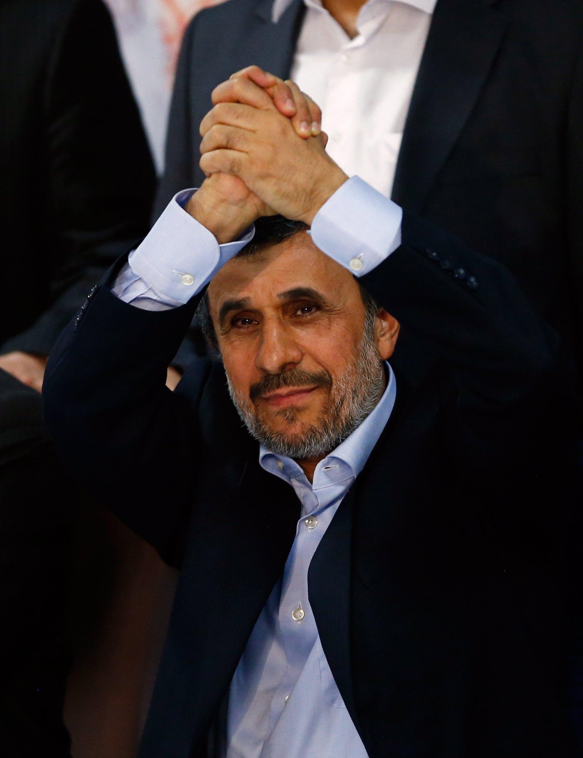Iran: Ahmadinejad a arresti domiciliari