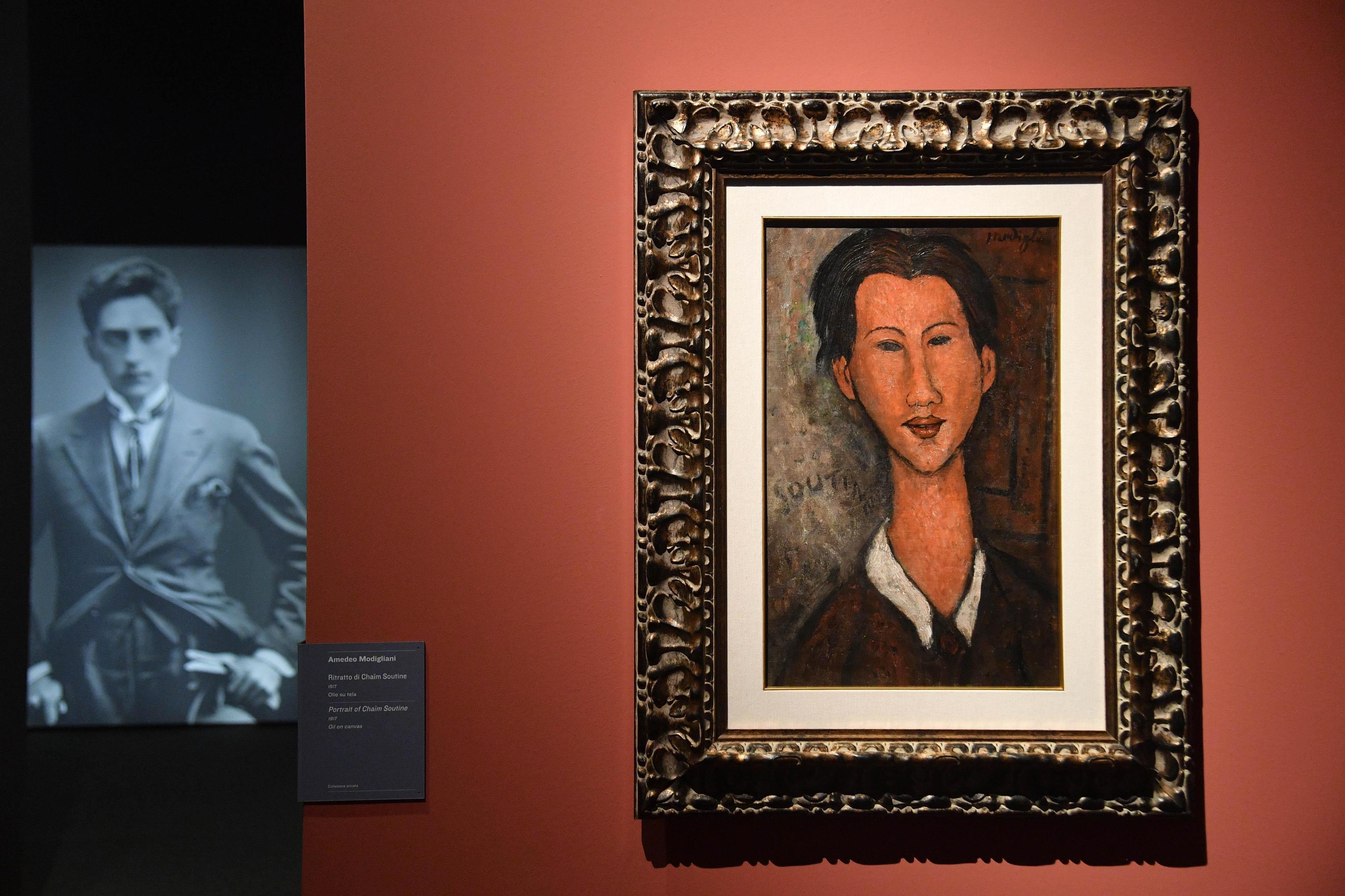 Modigliani: perizia, quadri Genova falsi