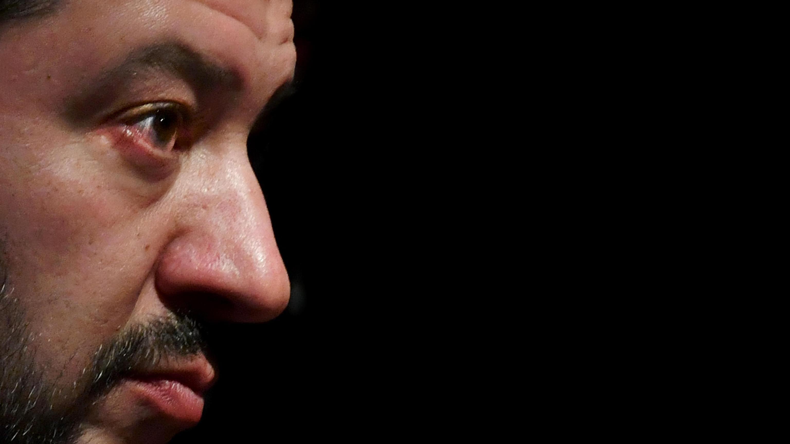 Salvini,Ue non imponga alleanza sinistra