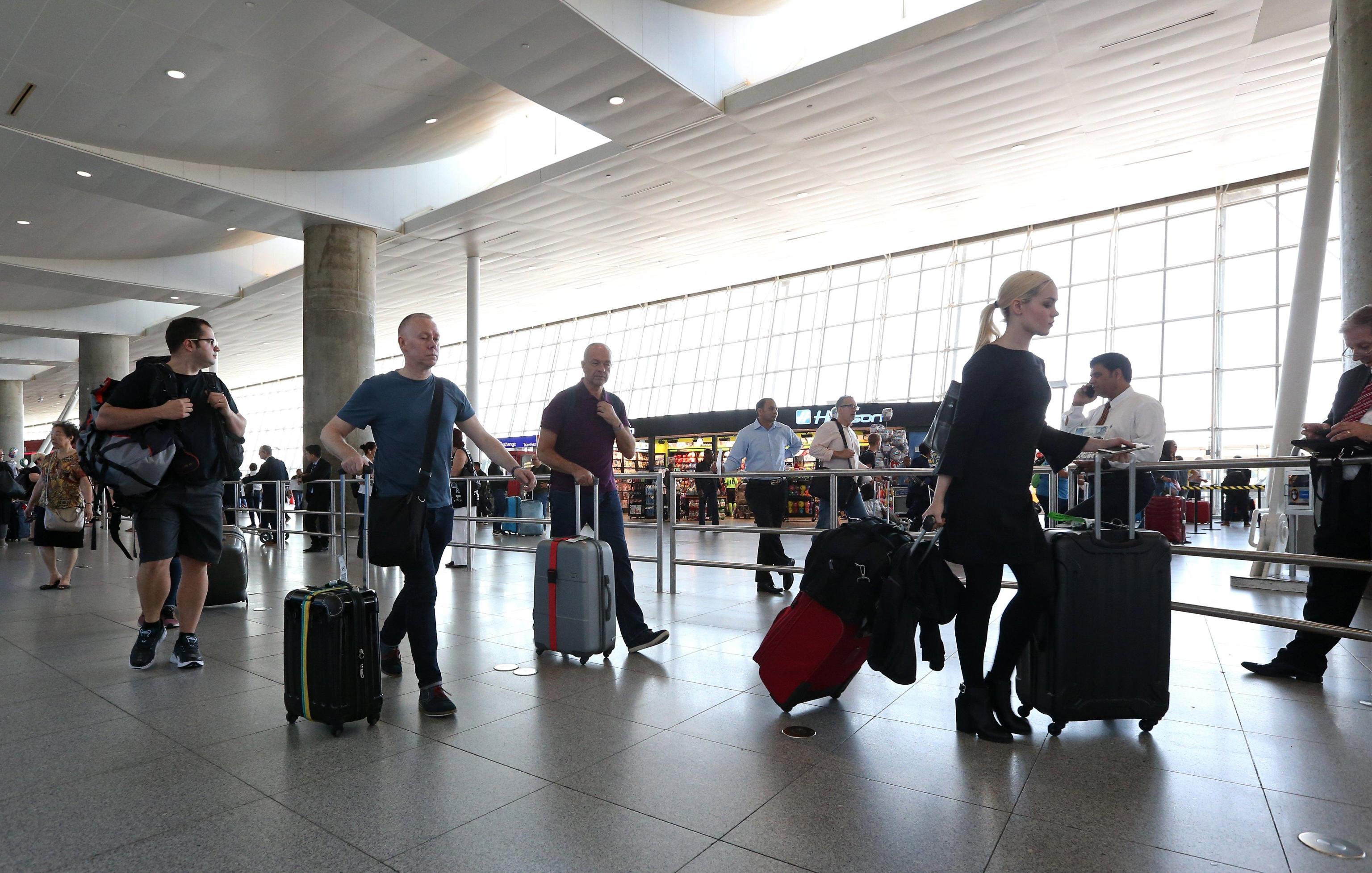 Maltempo in Usa,sospesi tutti voli a Jfk