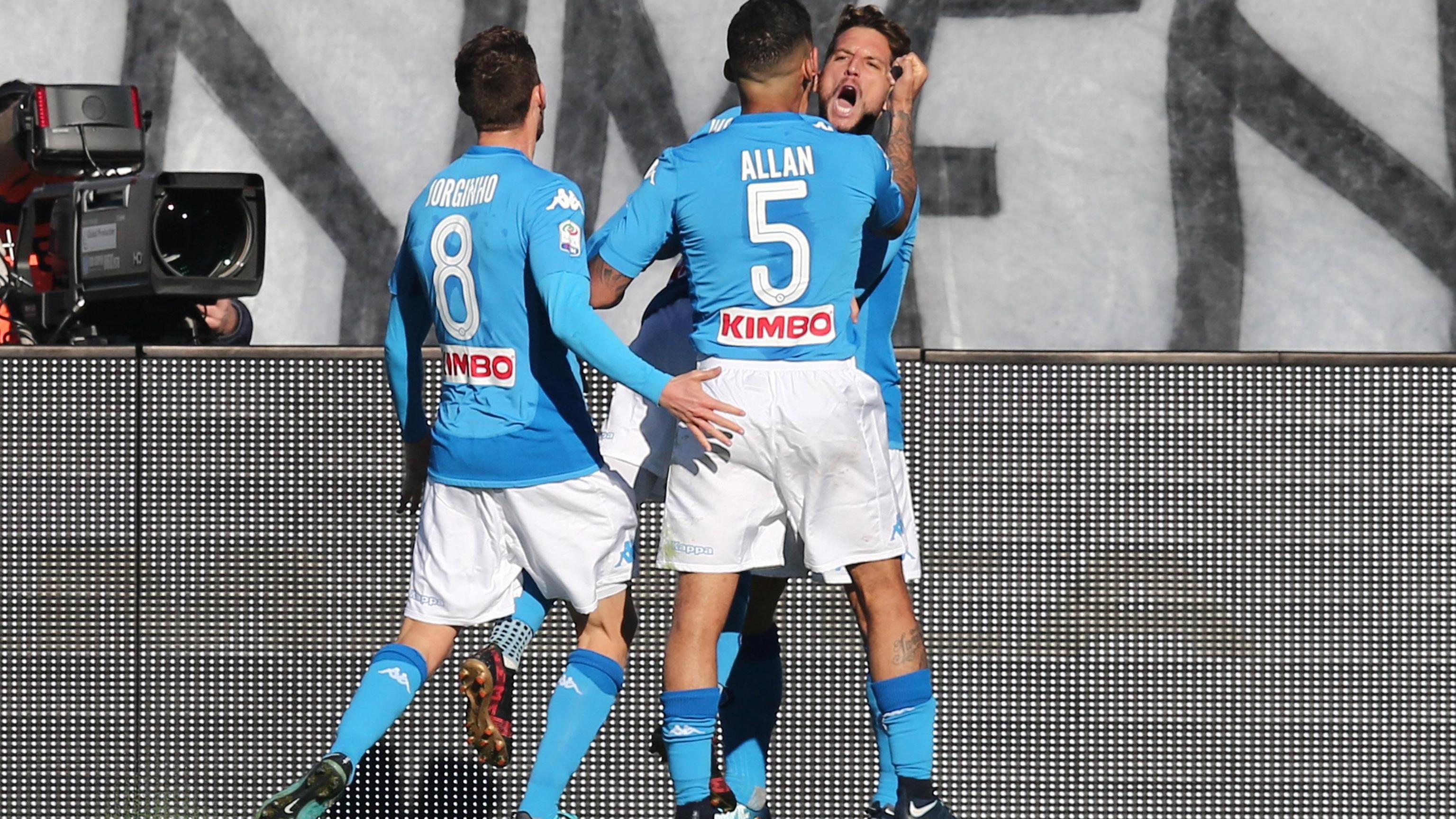Serie A, Atalanta-Napoli 0-1, le pagelle