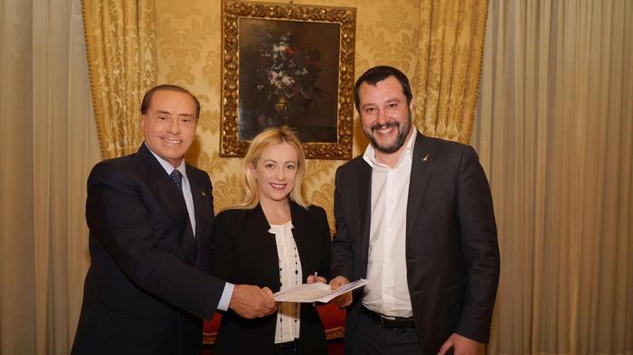 Berlusconi: 'Con la sentenza di Strasburgo andrei a P.Chigi'