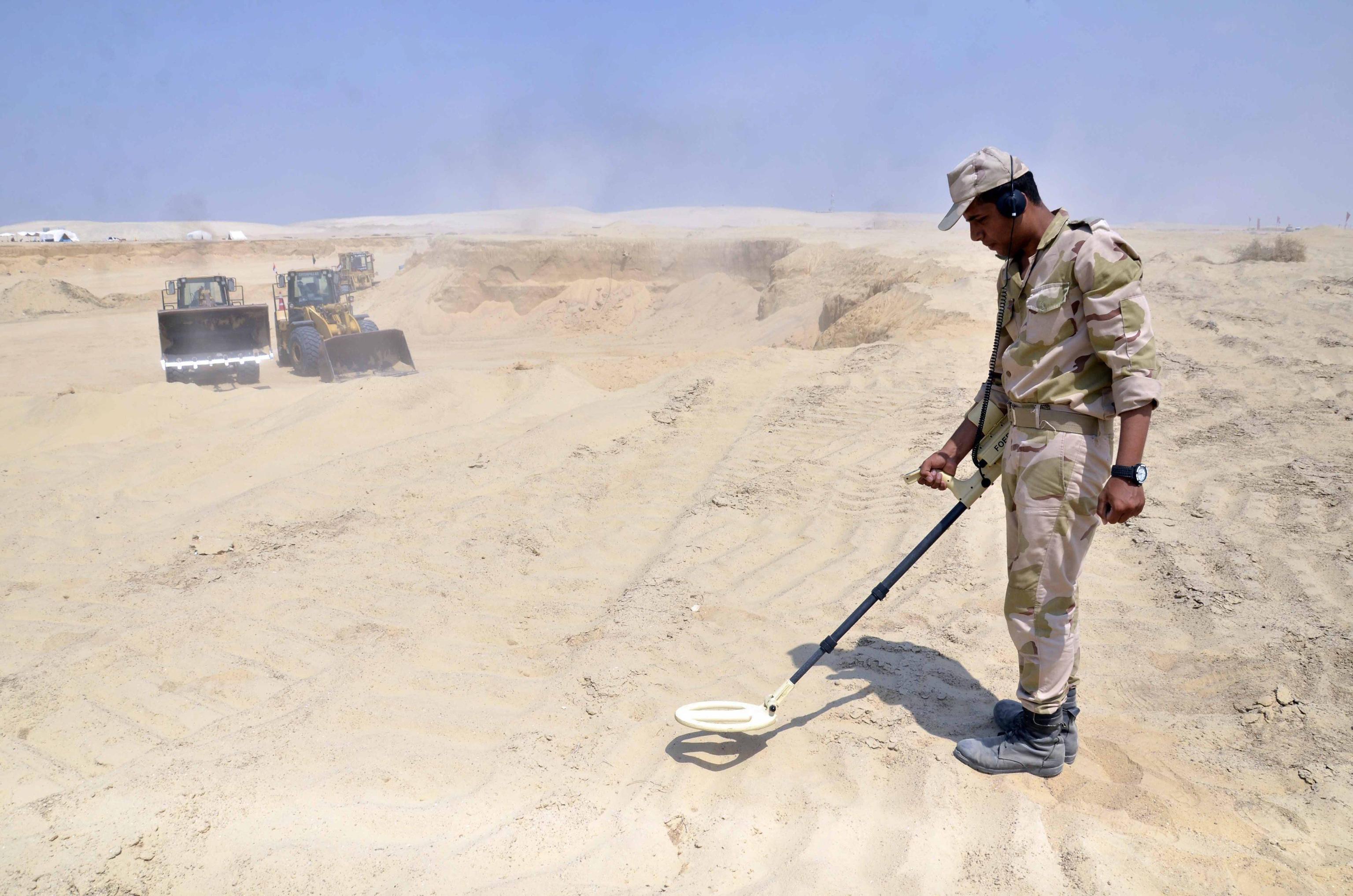 Tre agenti uccisi dall'Isis nel Sinai