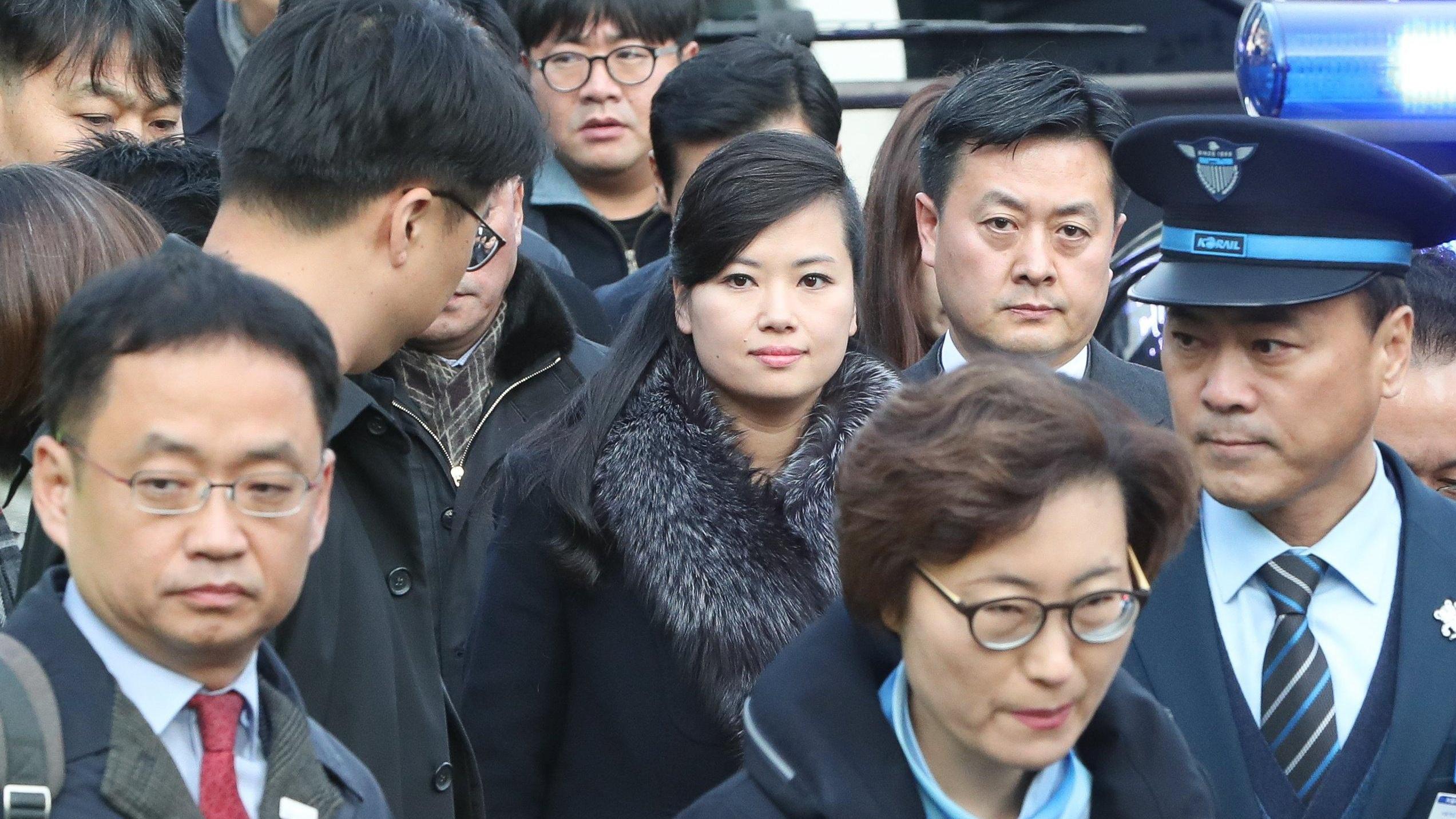 Corea: Sud stregato da popstar del Nord
