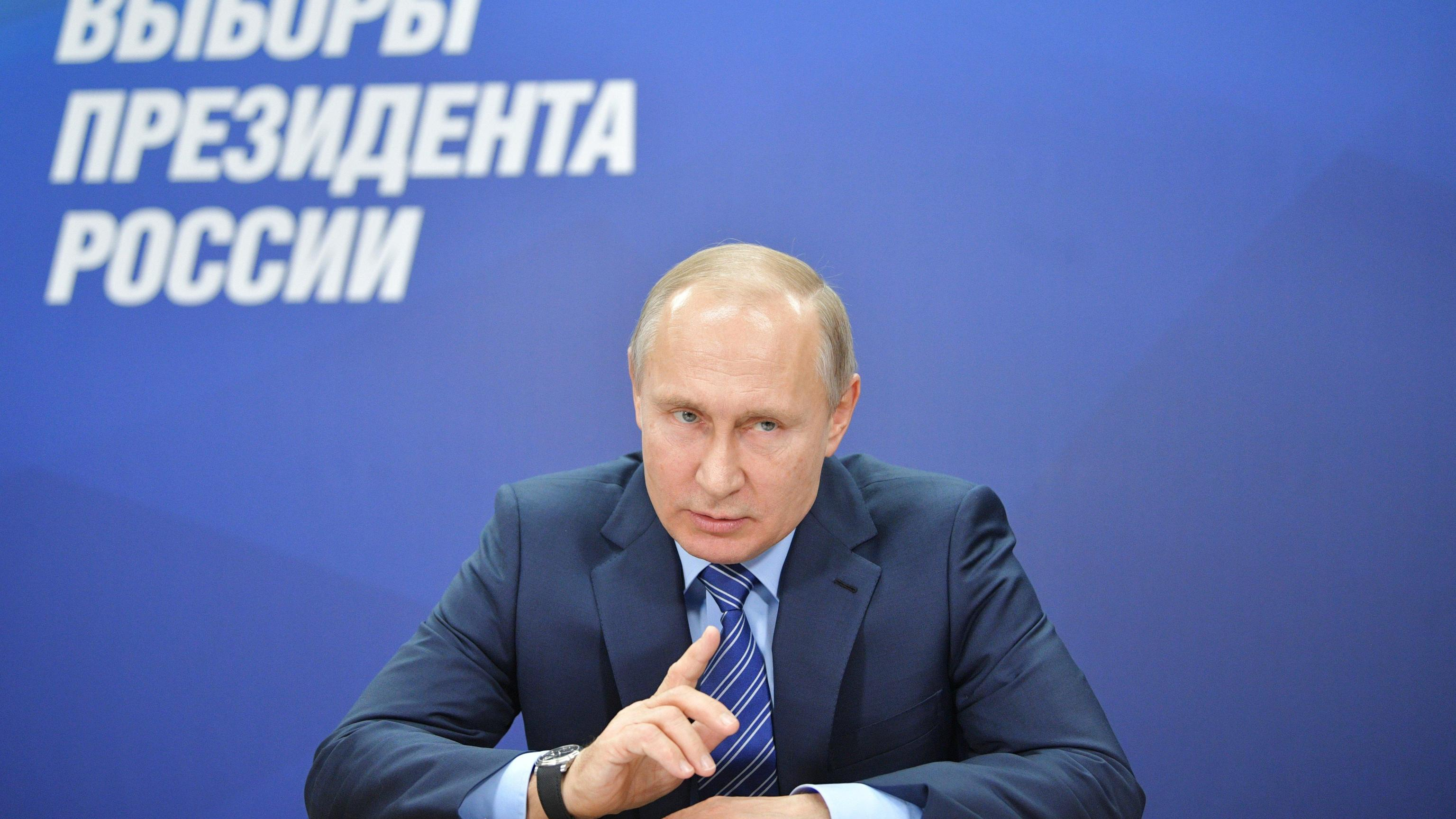 Putin, nessuna interferenza in Italia