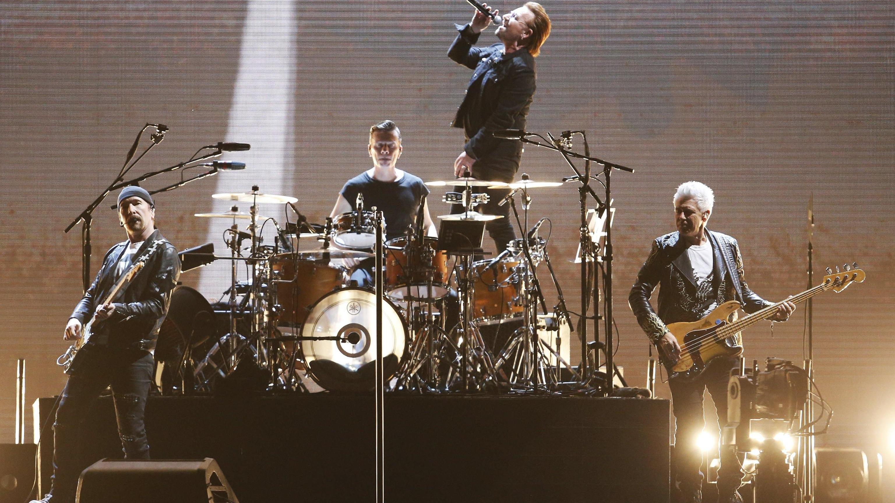 U2 a Milano con due concerti in ottobre