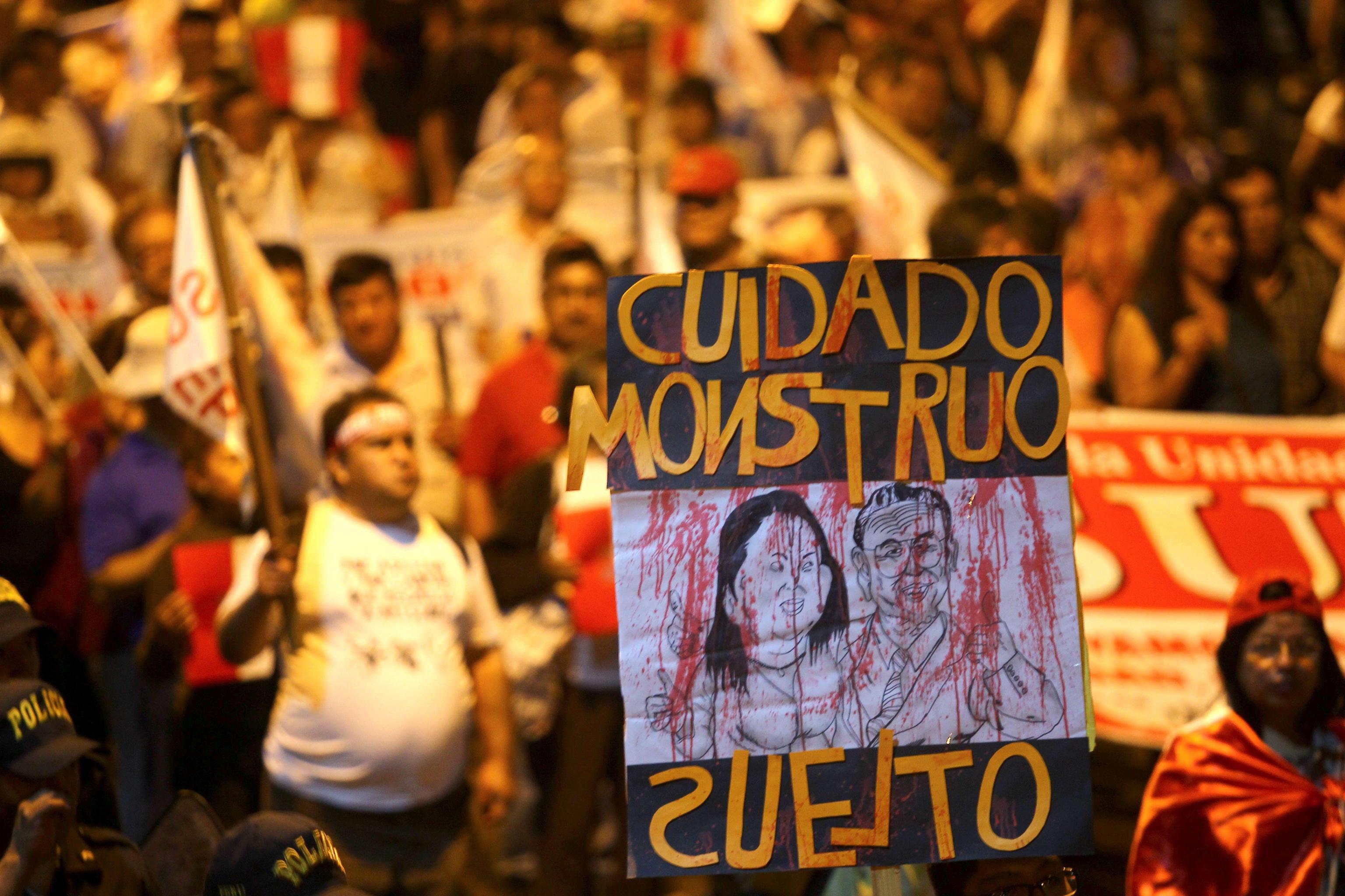Perù, ex presidente Fujimori in ospedale