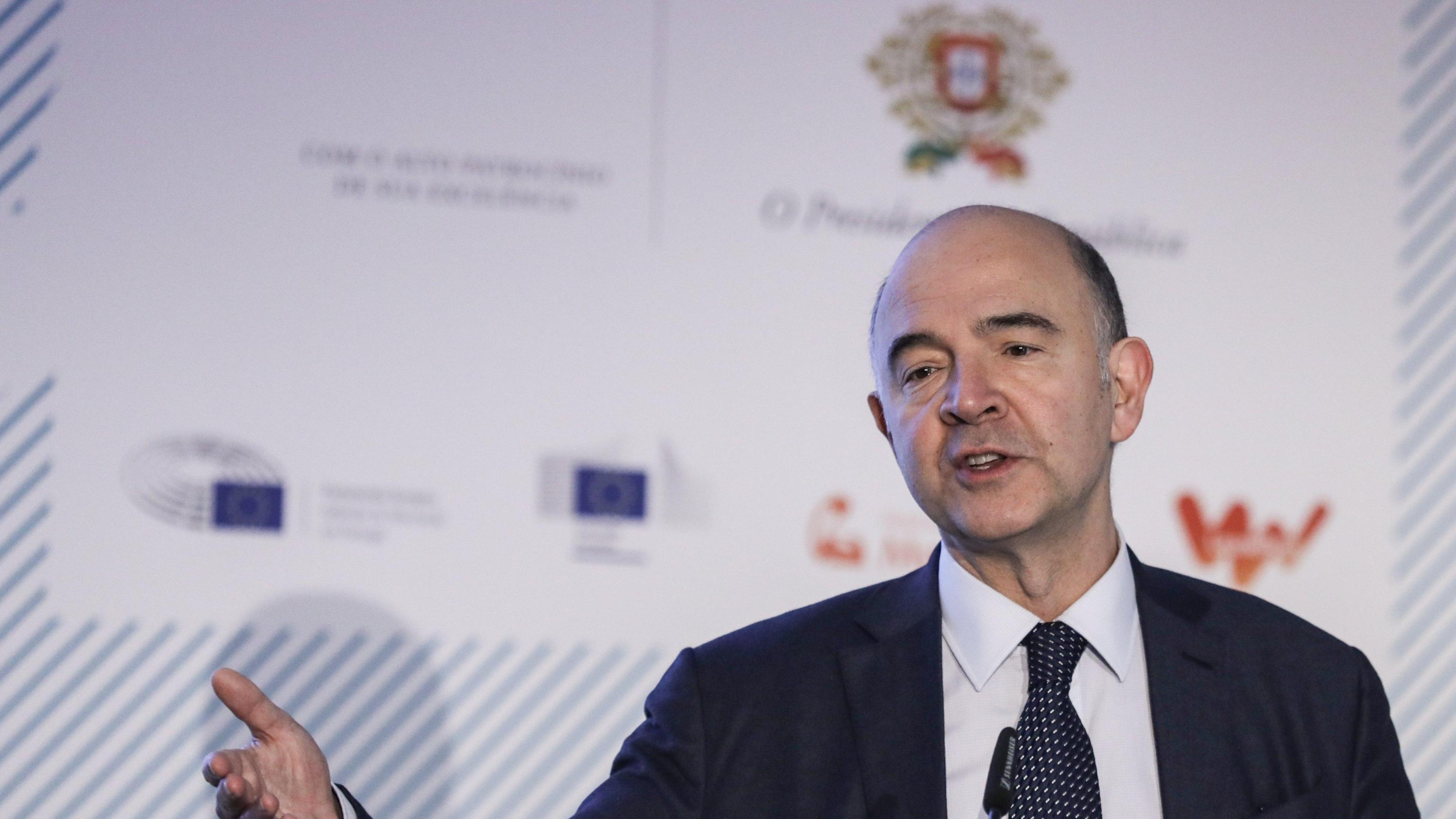 Moscovici,Italia rischio politico per Ue