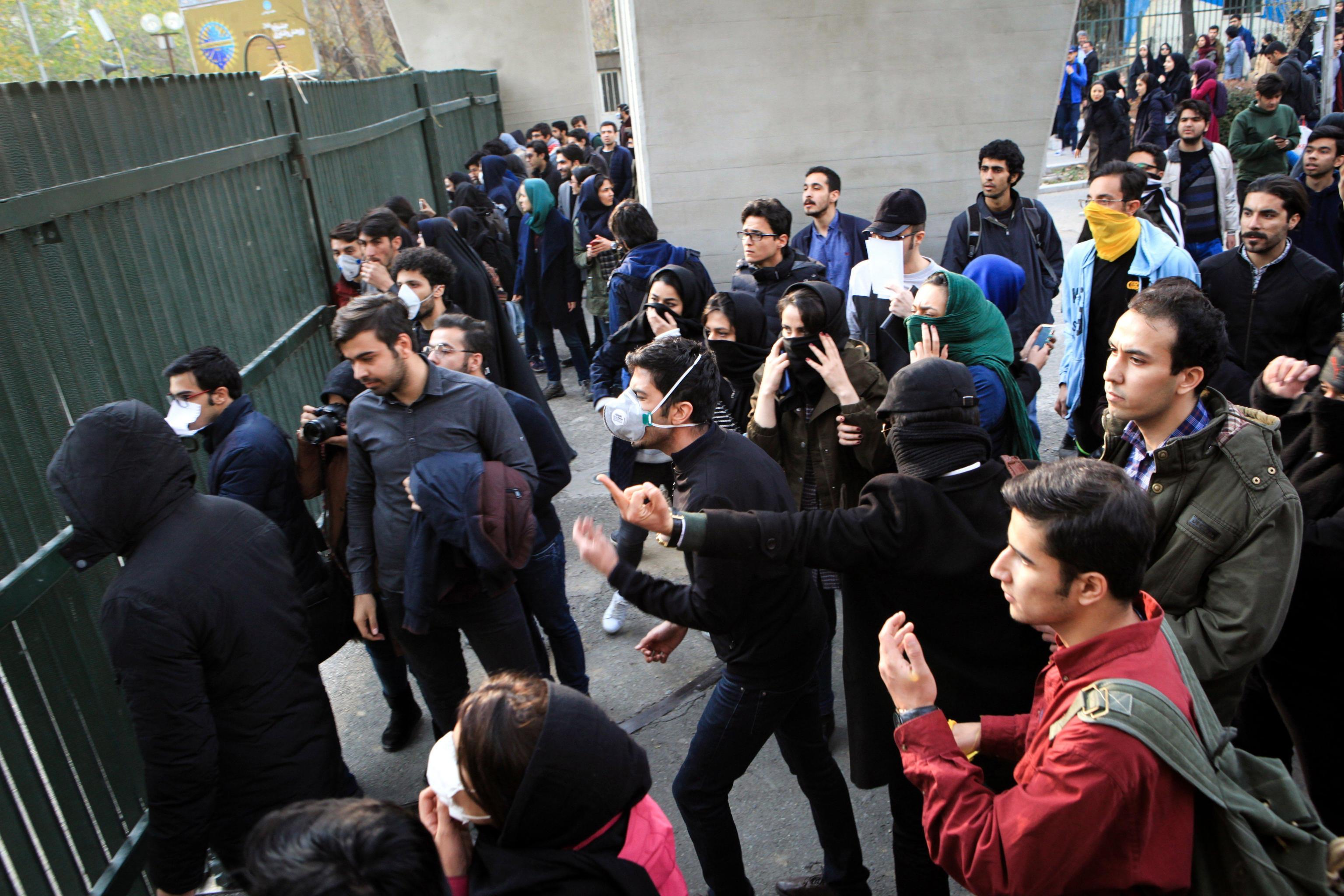 Iran: autorità, ancora 55 in carcere