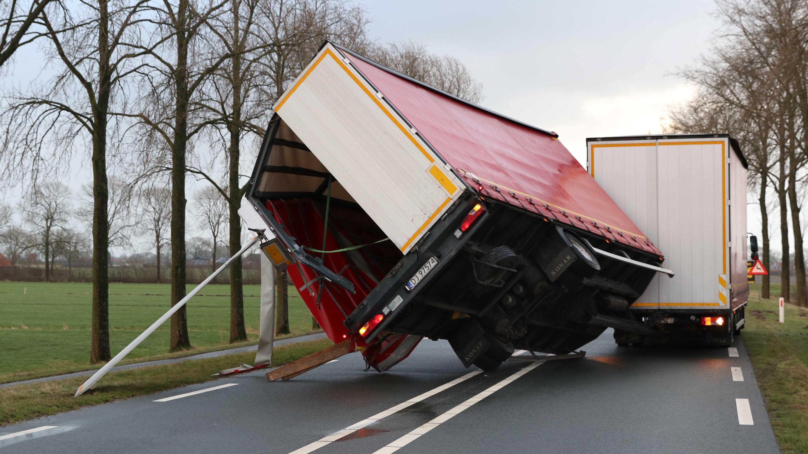 Maltempo: almeno due morti in Olanda
