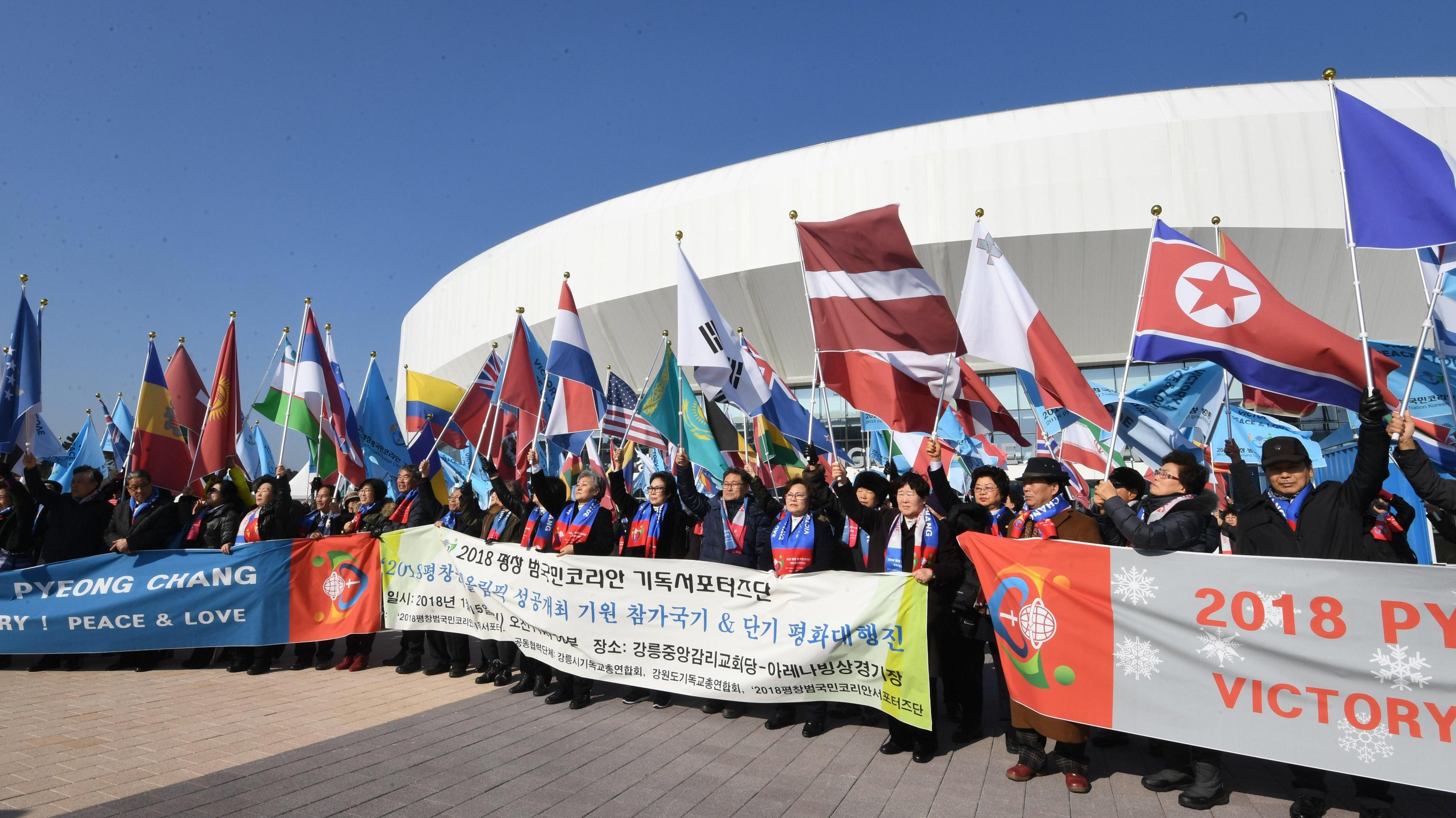 Coree: Nord invierà orchestra a Giochi
