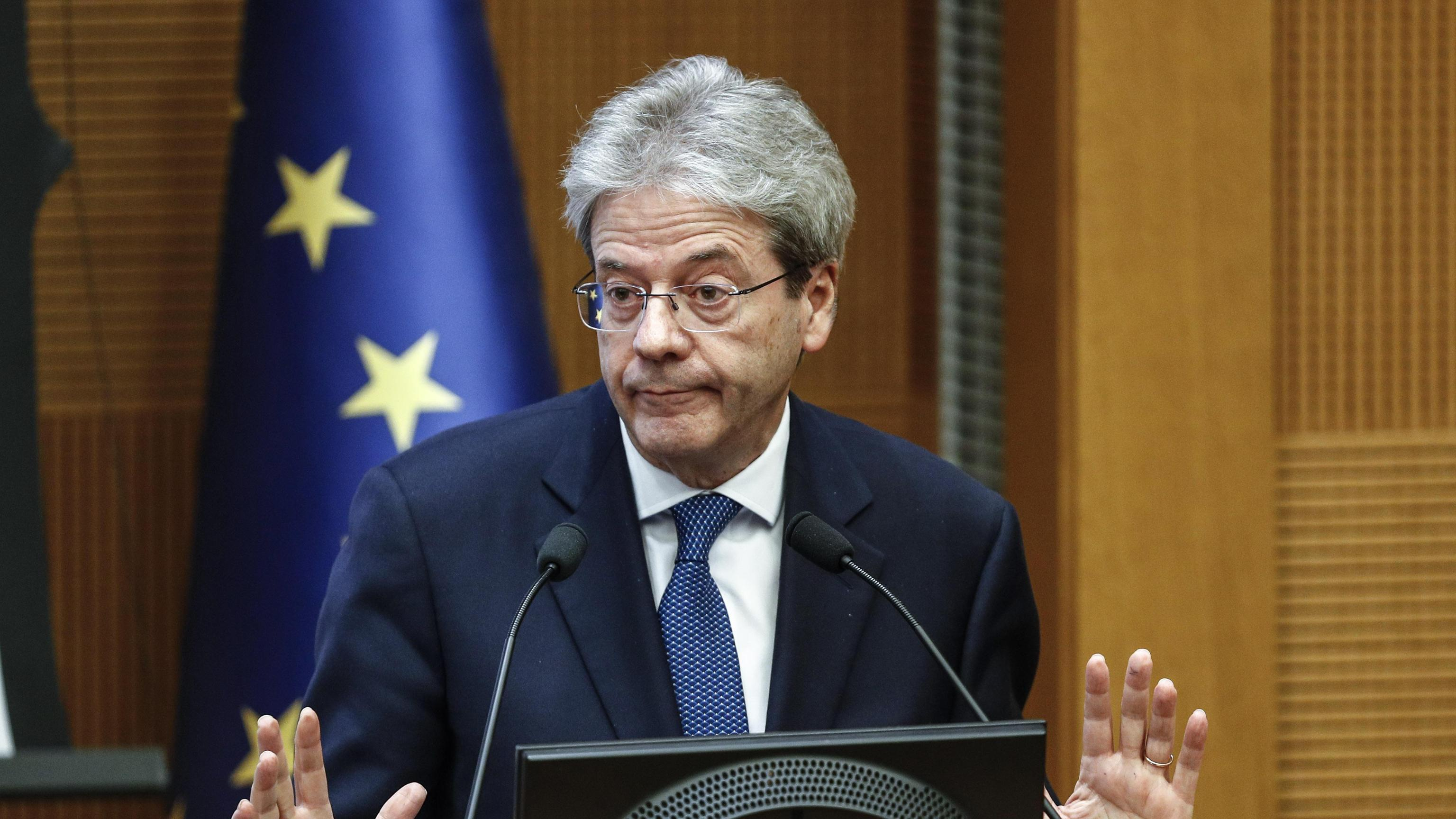 Gentiloni, sì Spd è passo avanti per Ue