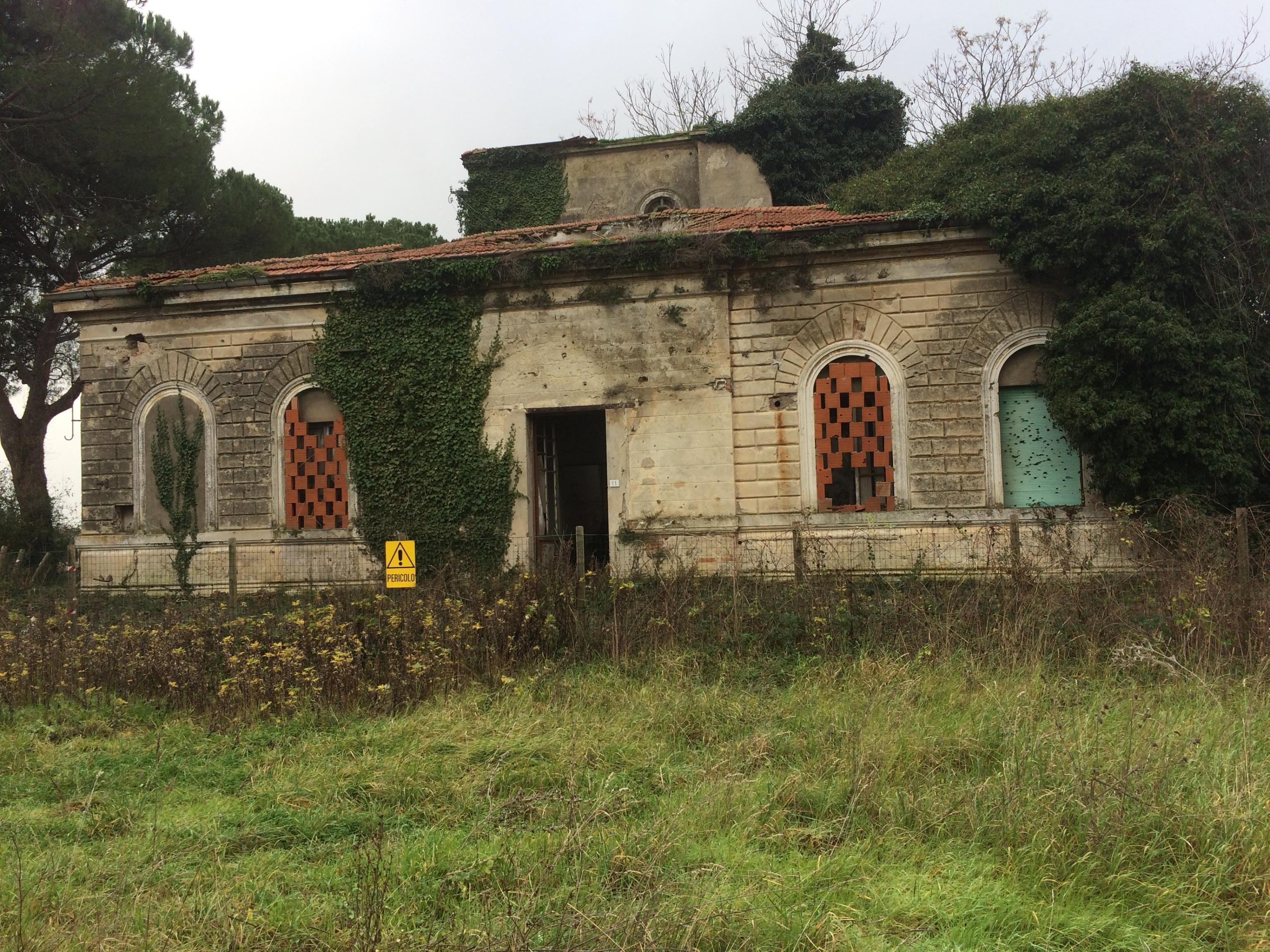 Stazione Coltano, fu gioiello di Marconi