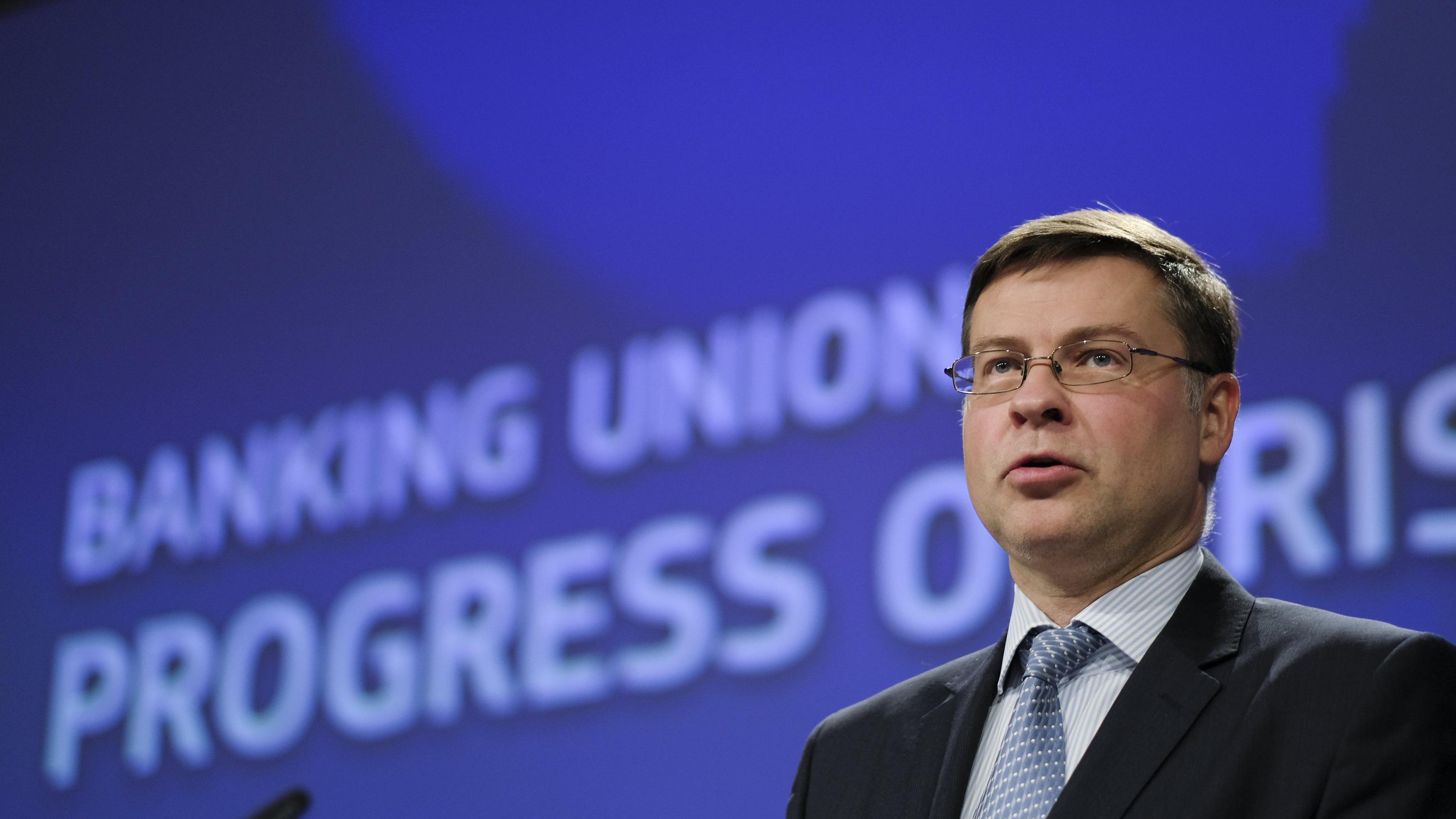 Dombrovskis, su elezioni decide Italia