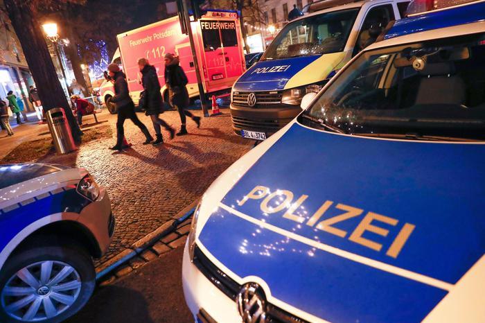 Incidente a uno scuolabus in Germania, 47 feriti