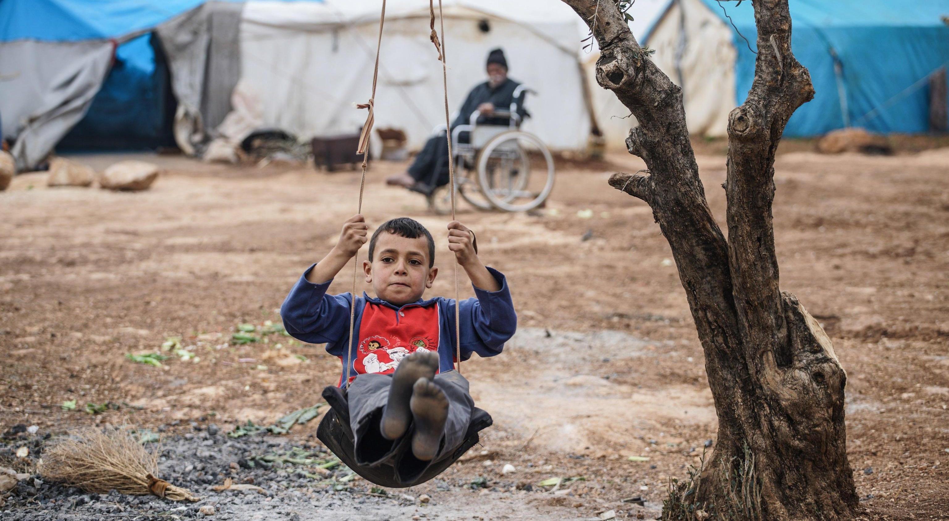 Siria: Ong,110.000 bambini in fuga Idlib
