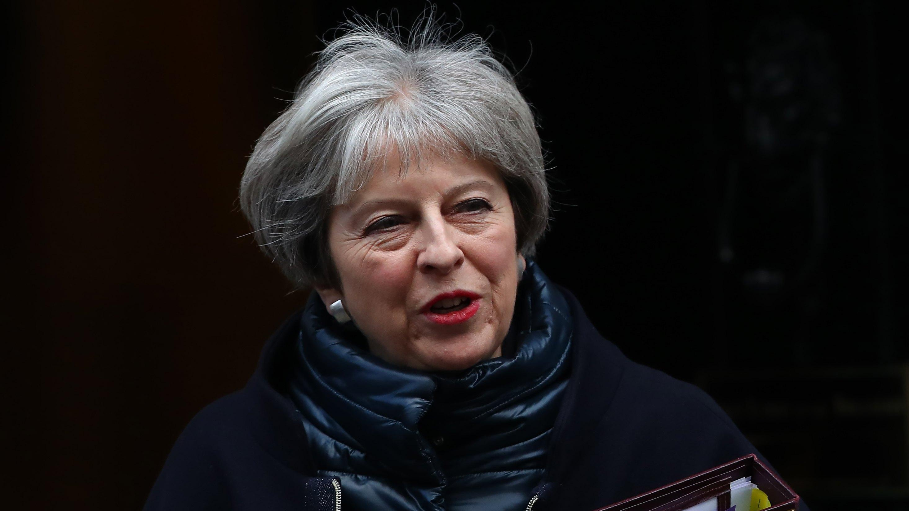Brexit: May esclude nuovo referendum