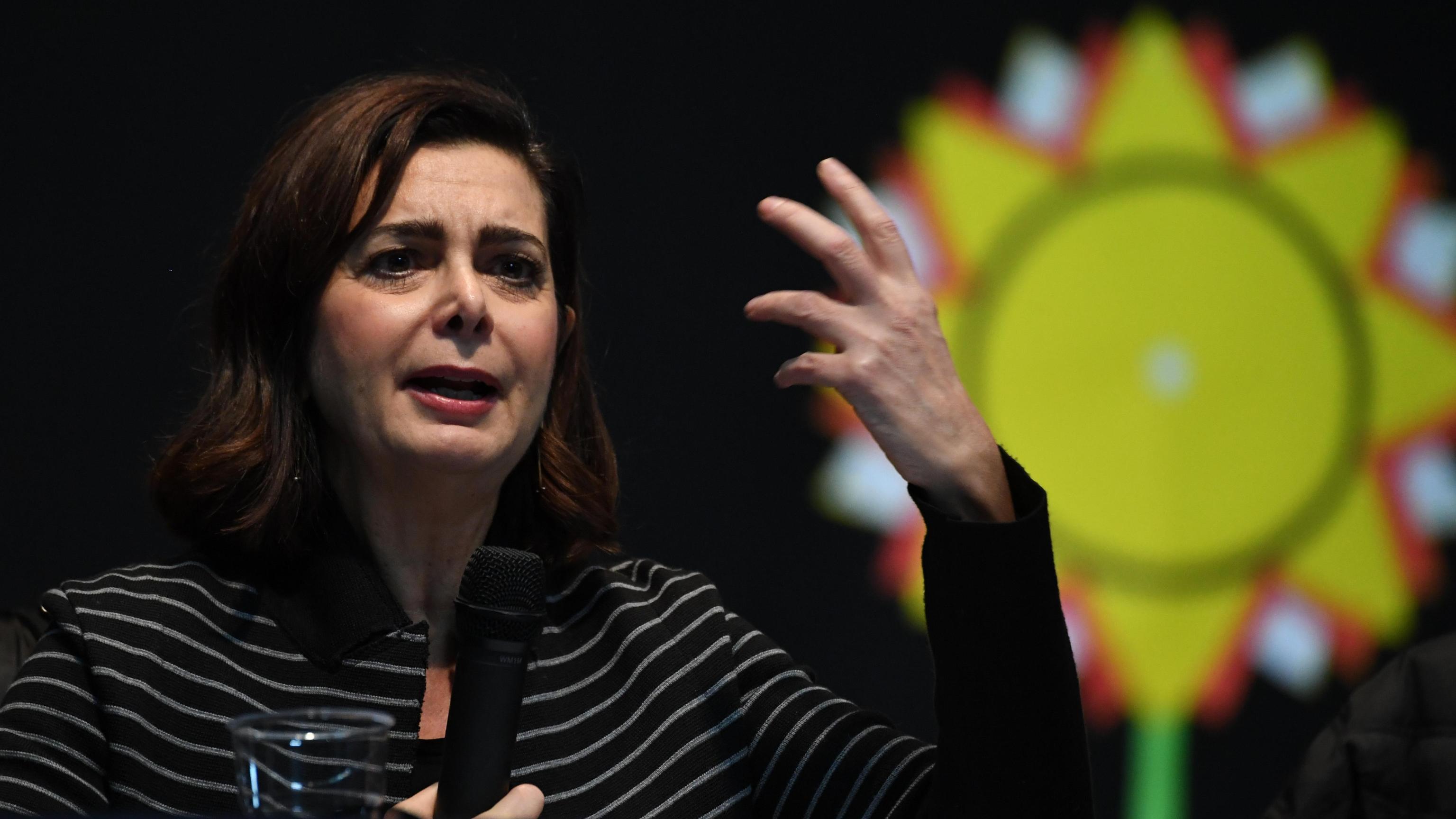 Boldrini, D'Alema? Disincentiva voto