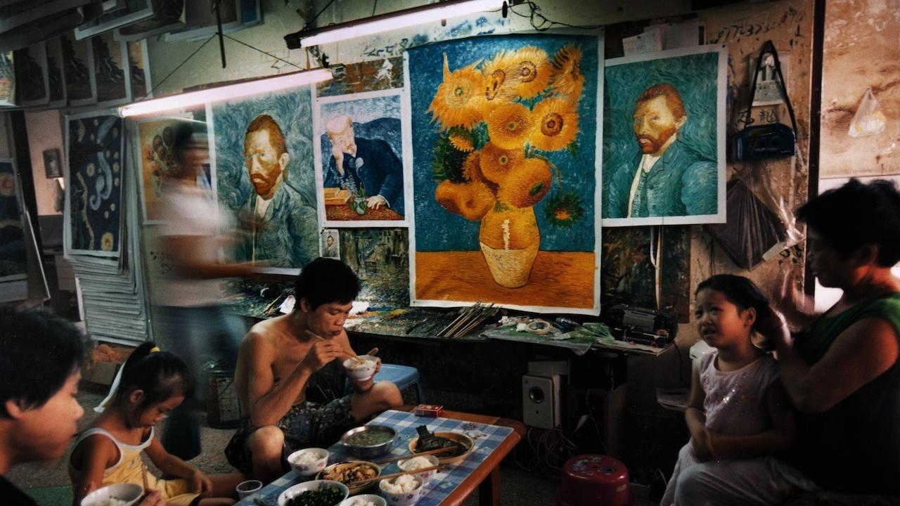 'Falsi' Van Gogh, film su fabbrica Cina