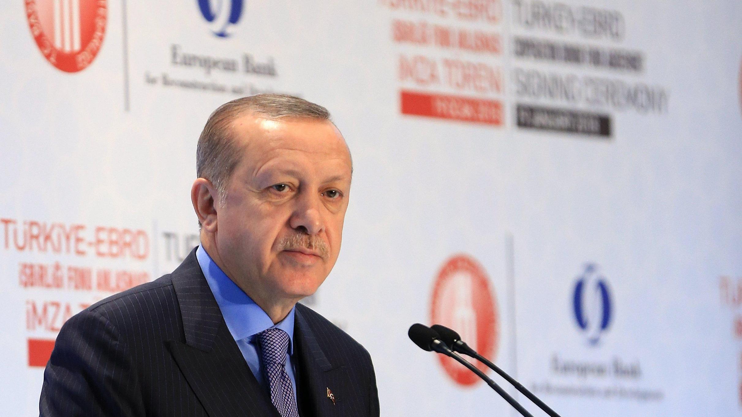 Siria, Erdogan, azione su enclave curda