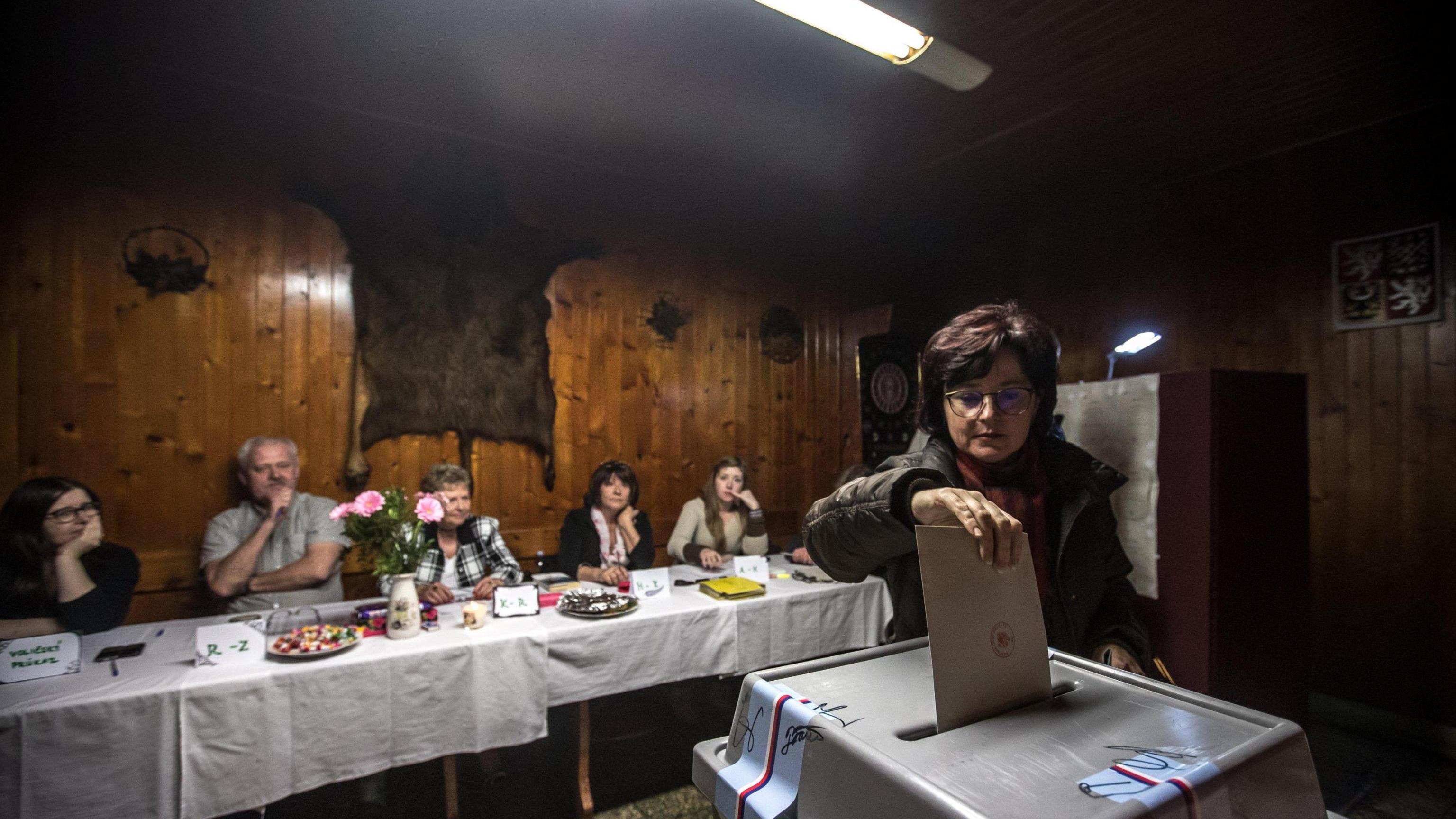 Repubblica ceca vota per presidenziali