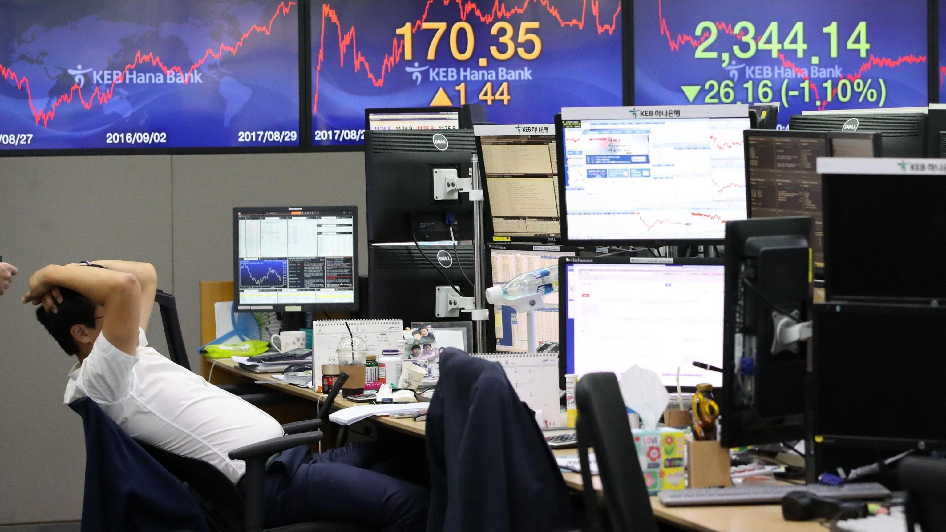 Borsa: Asia in calo, Tokyo (-0,35%)