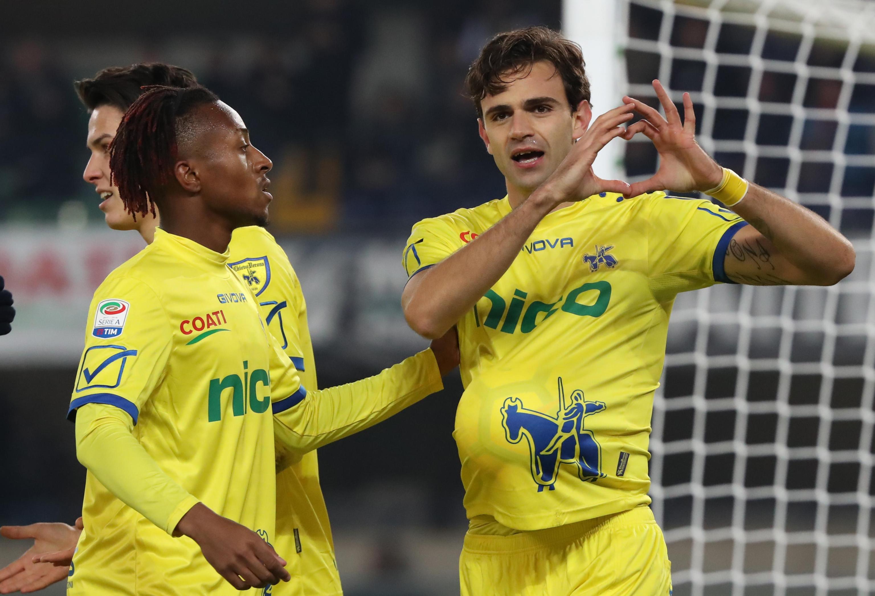 Serie A: Chievo-Udinese 1-1