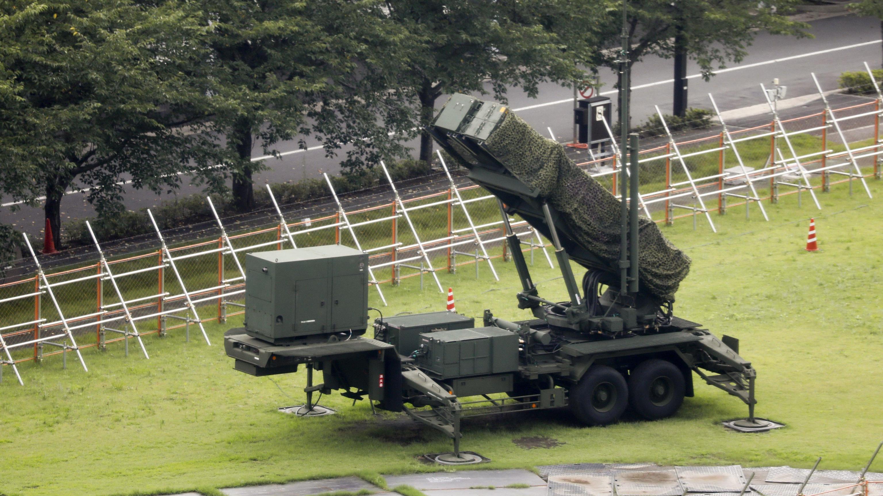 Mosca critica missili Usa in Giappone