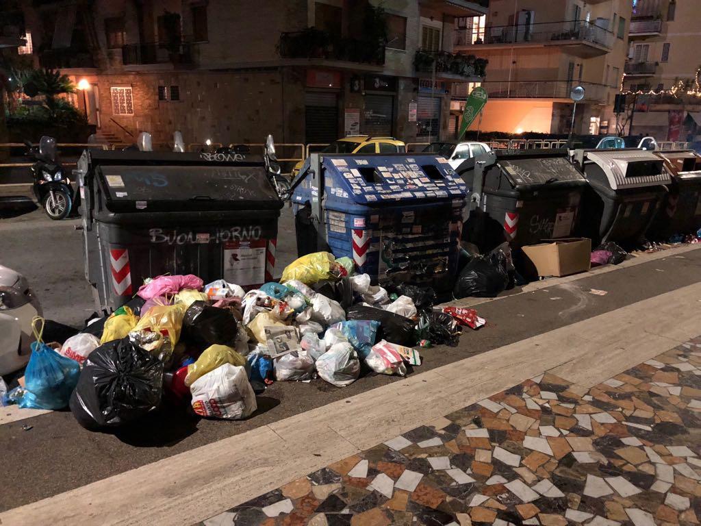 Rifiuti:Comune, qualcuno specula su Roma