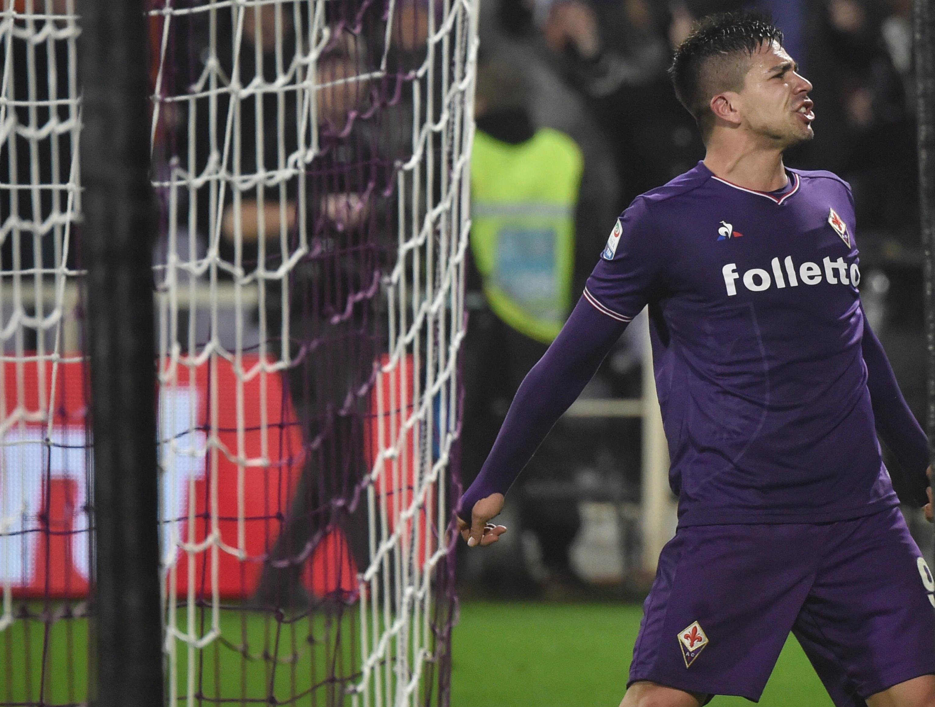 Serie A: Fiorentina-Inter 1-1