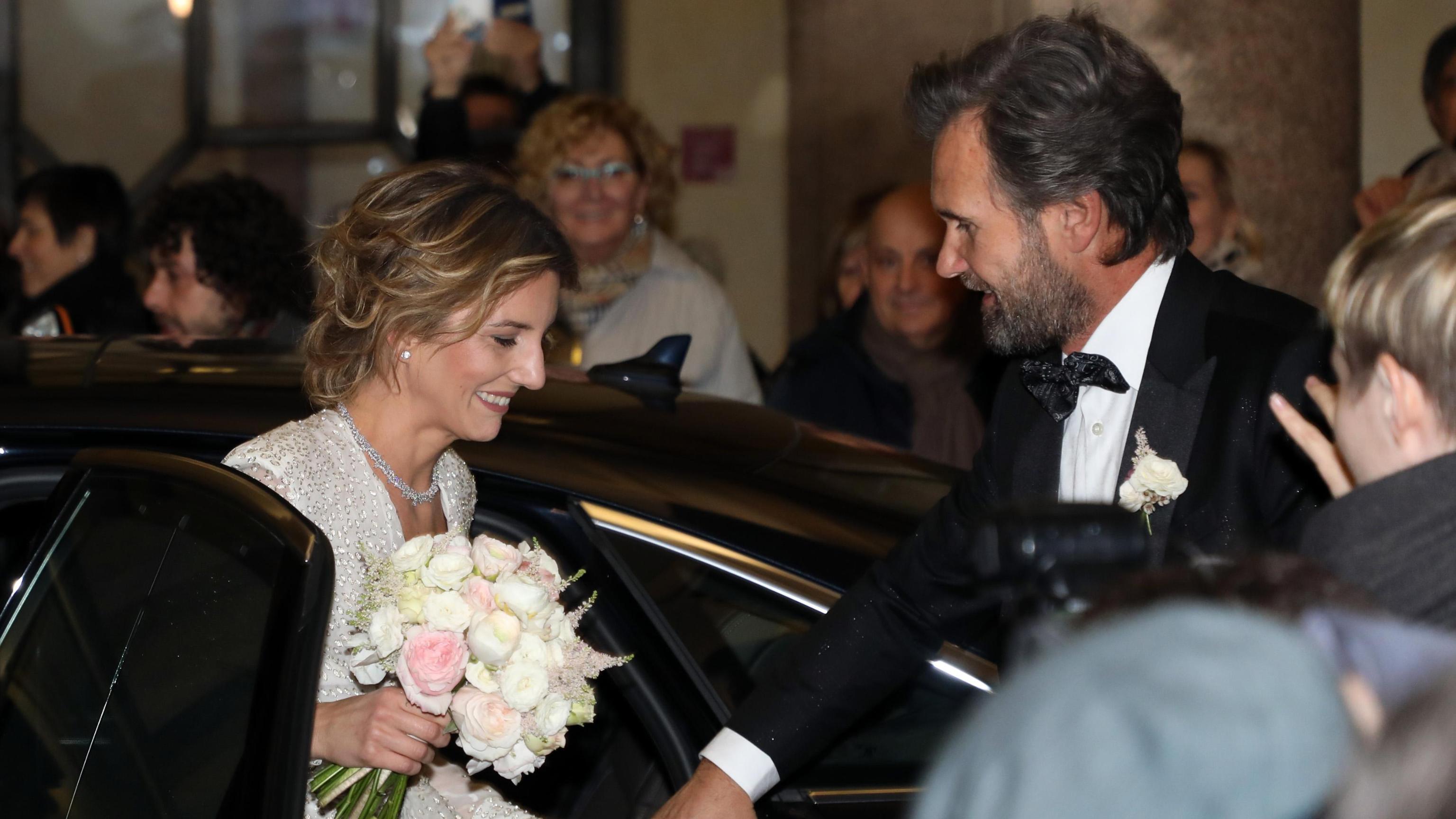 Carlo Cracco sposo a Milano,celebra Sala