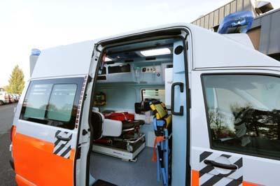Due feriti in crollo palazzine Salento