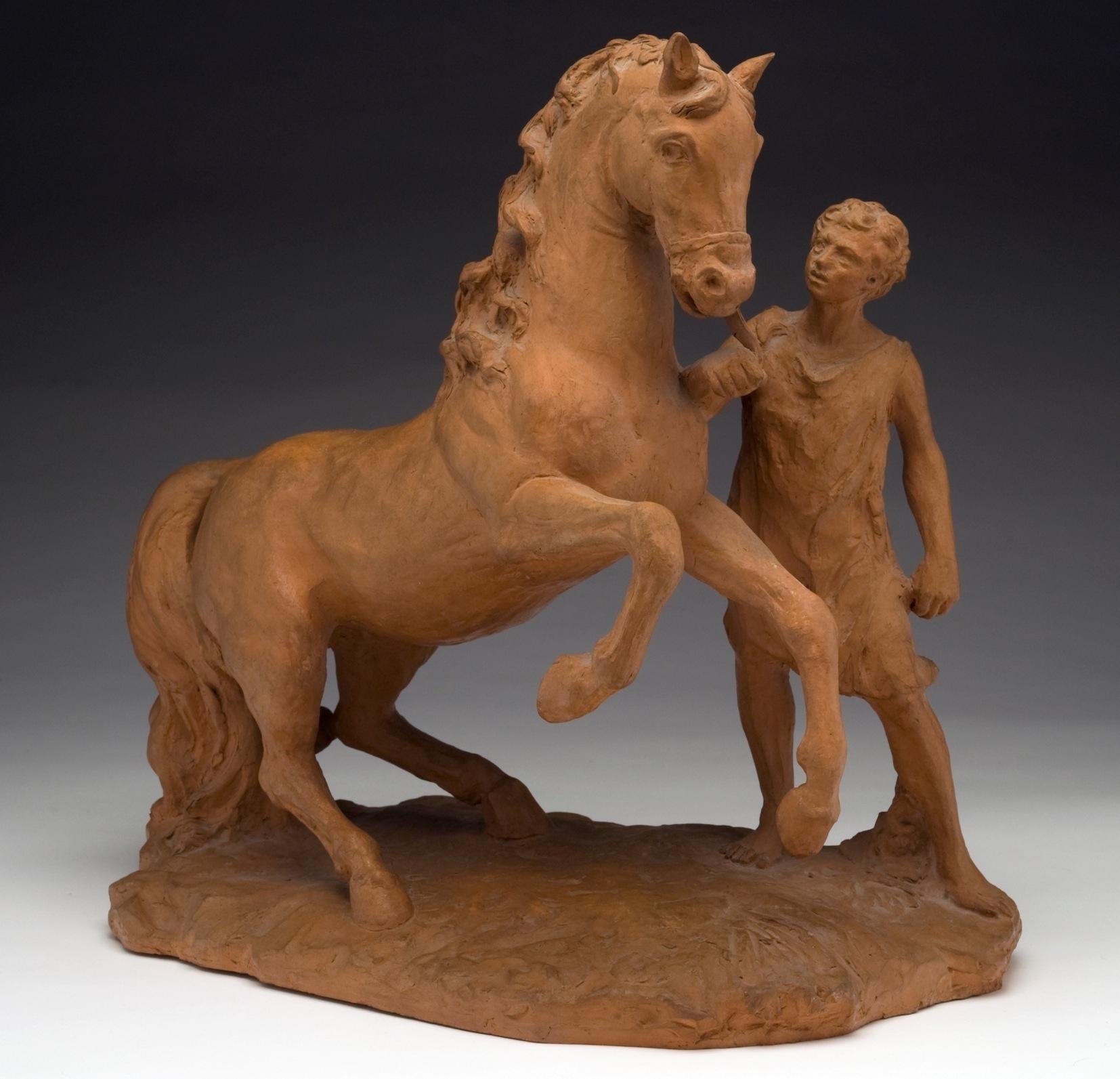 Arezzo celebra De Chirico scultore