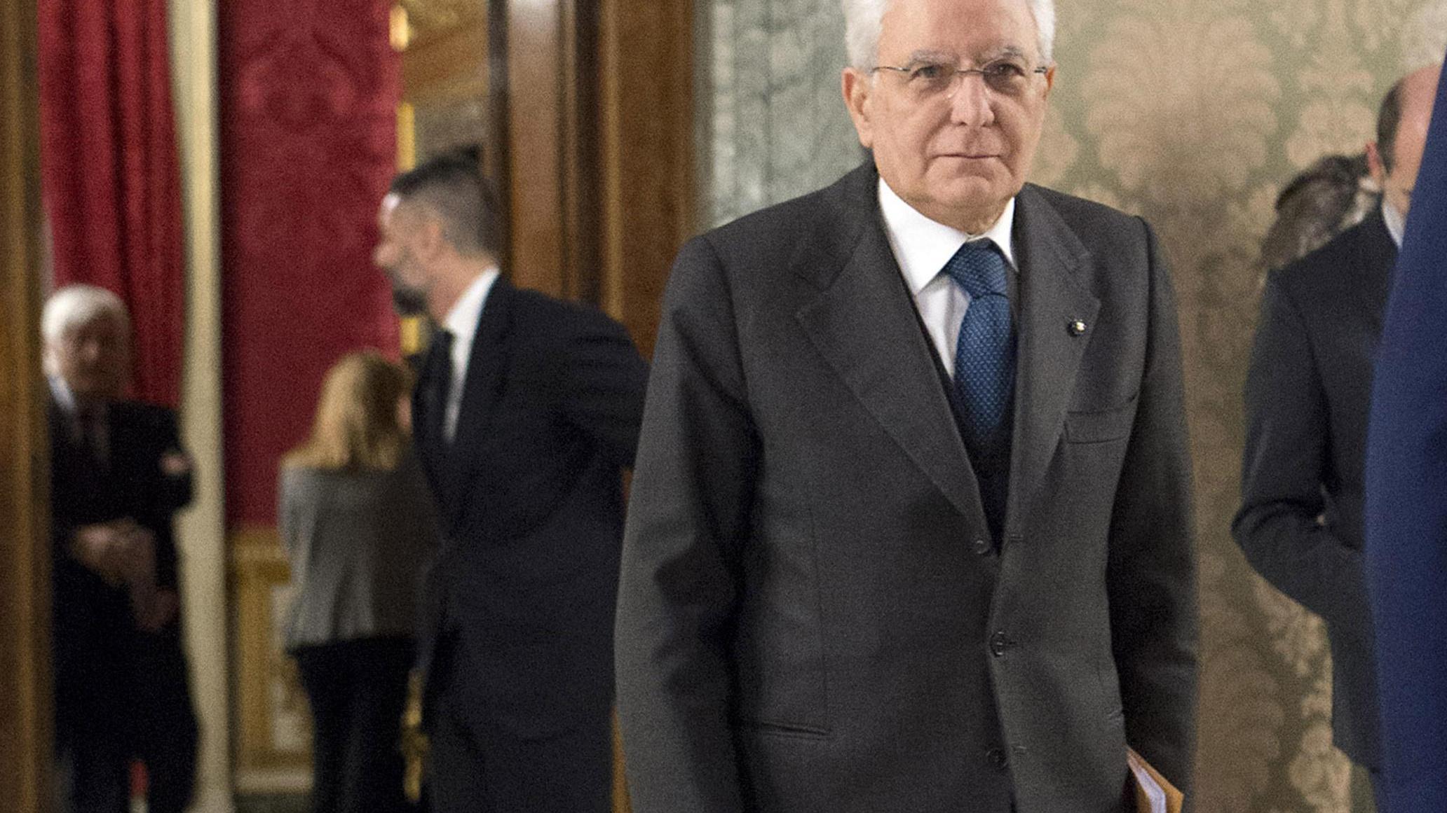 Mattarella, grande eco messaggio Papa
