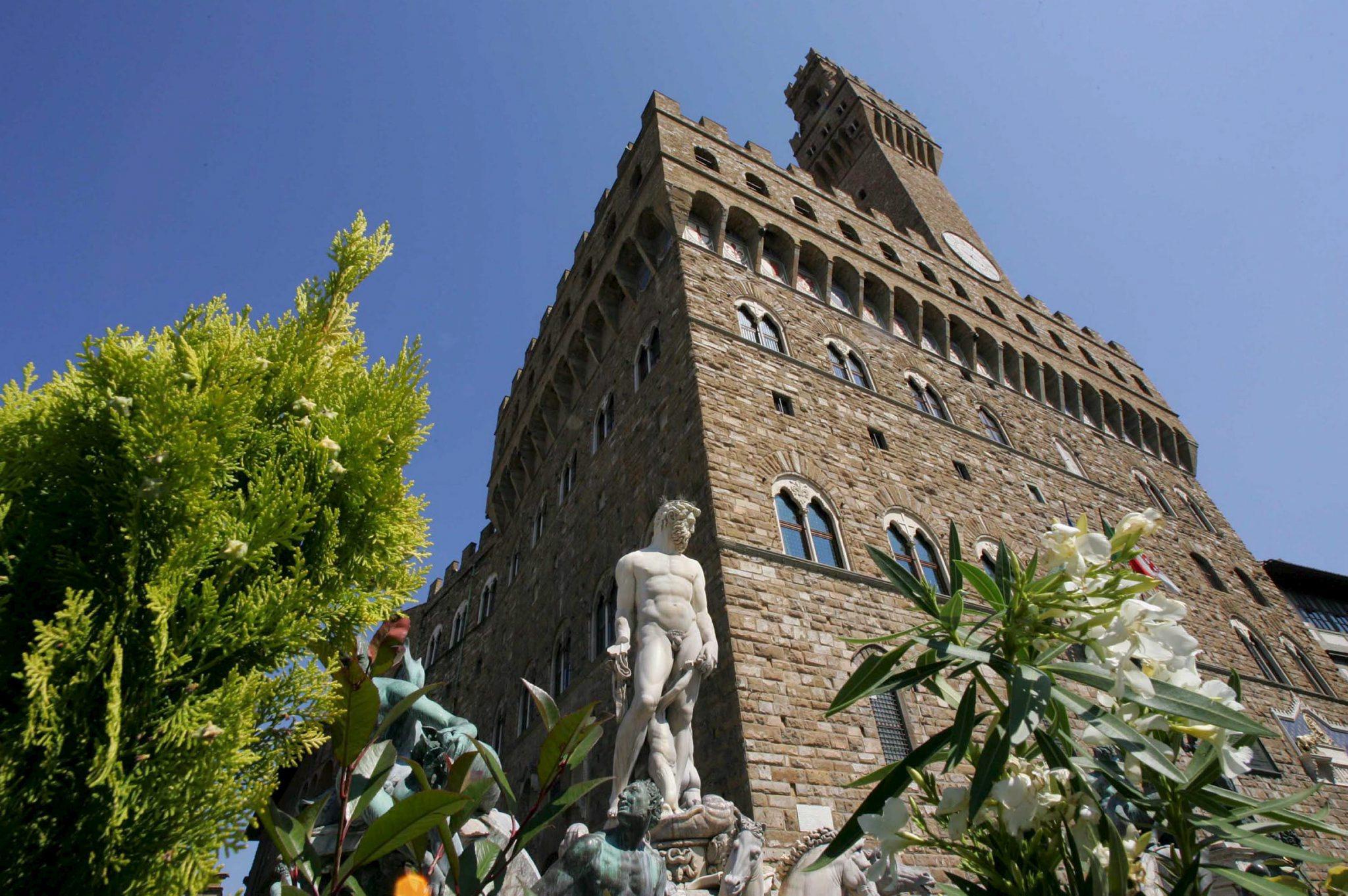 Palazzo Vecchio, a Natale boom di visite