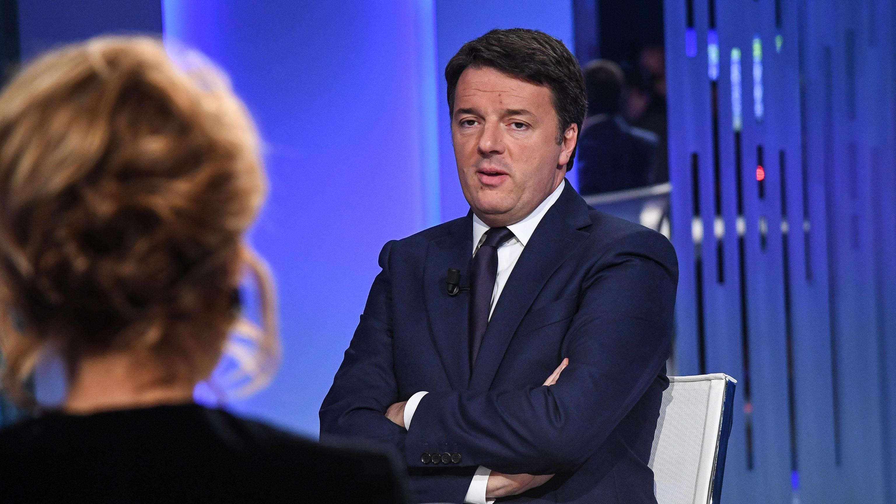 Renzi incontra segretari locali su liste