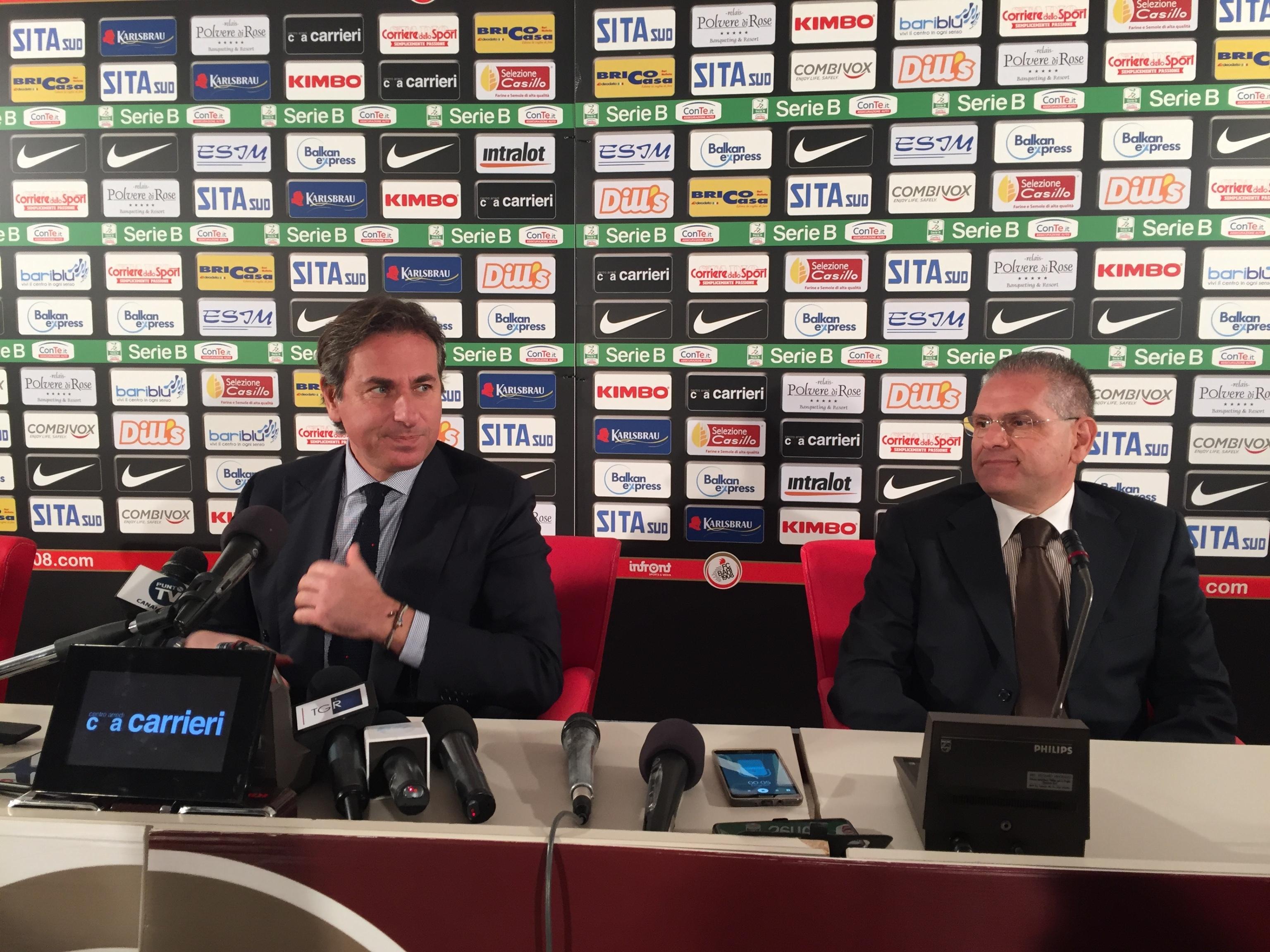 Acquisizione Bari Calcio, c'è inchiesta