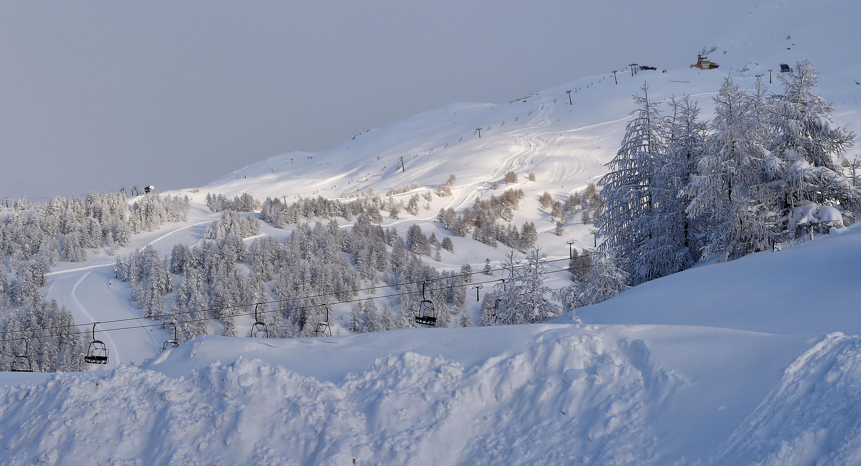 Neve abbondante, weekend record Piemonte