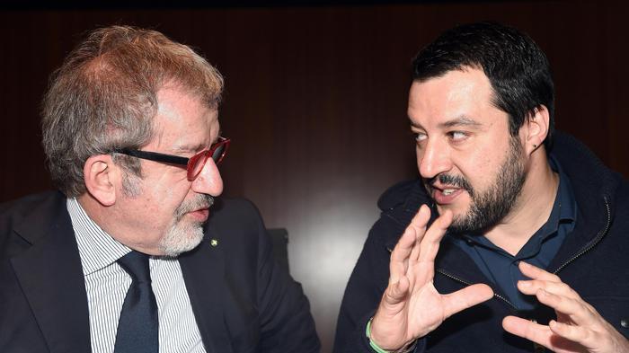 Lite Salvini-Maroni, Andreotti  è il nuovo pomo della discordia