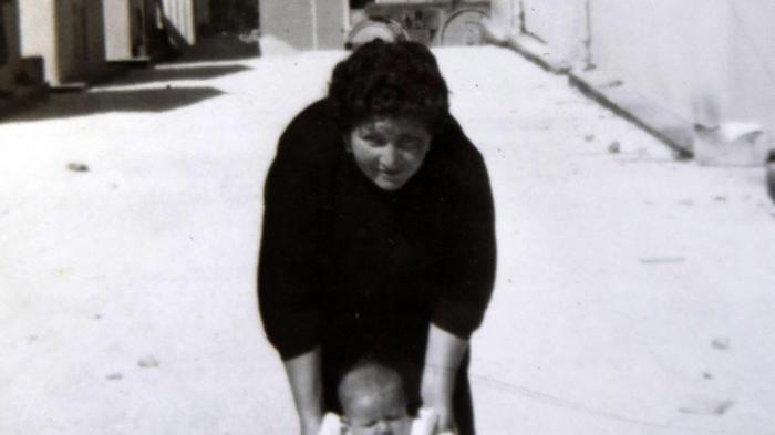 Belice, la bimba nata la notte del terremoto