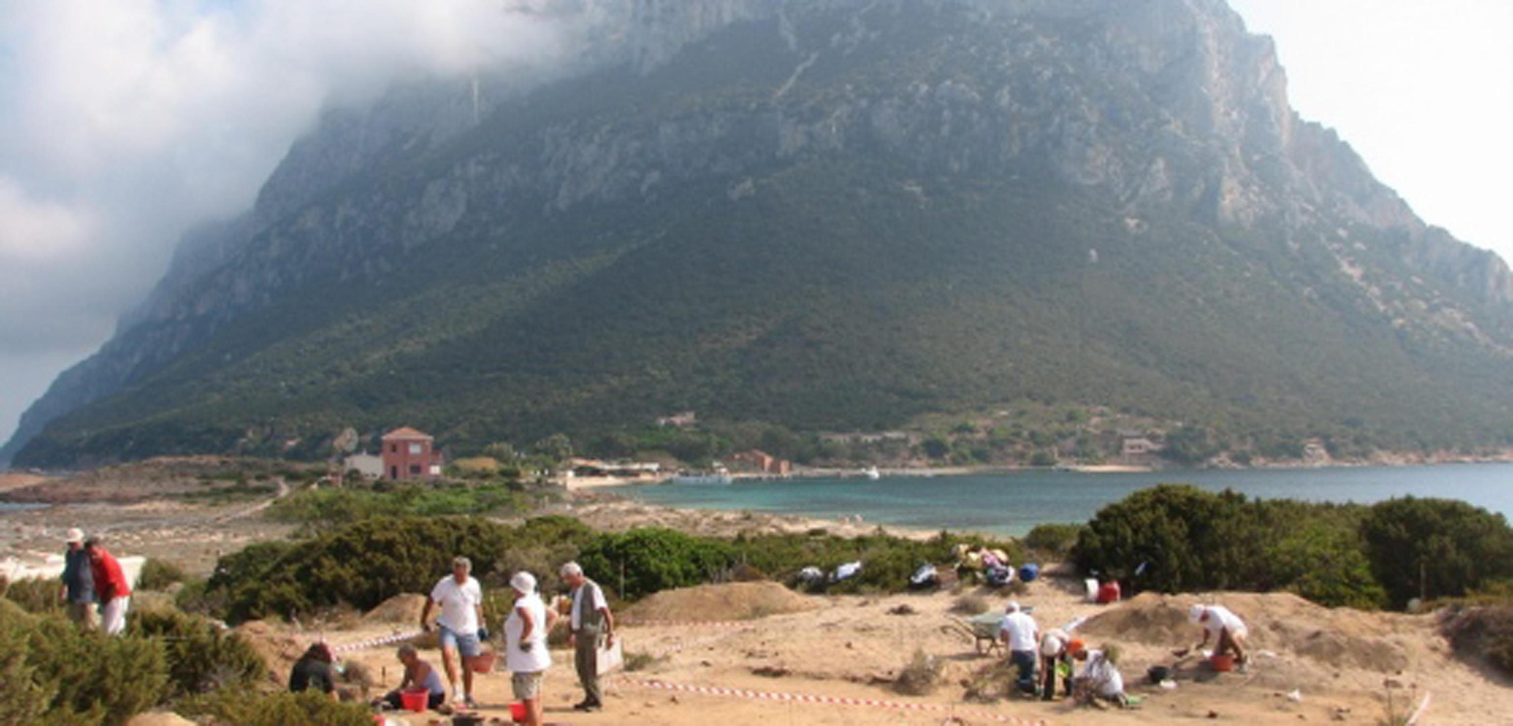 Emerge insediamento etrusco in Sardegna
