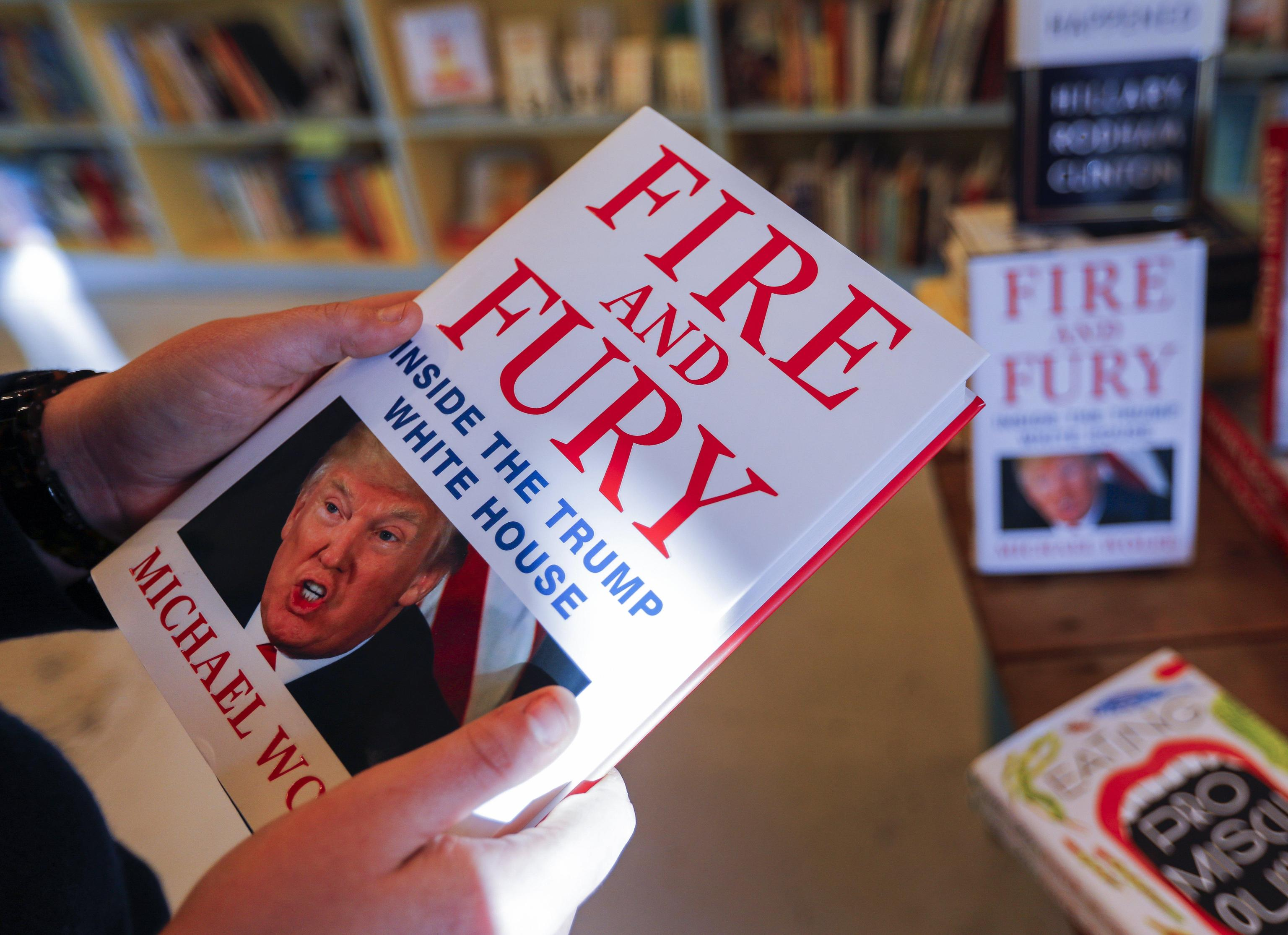 Isis dà link per scaricare Fire and Fury