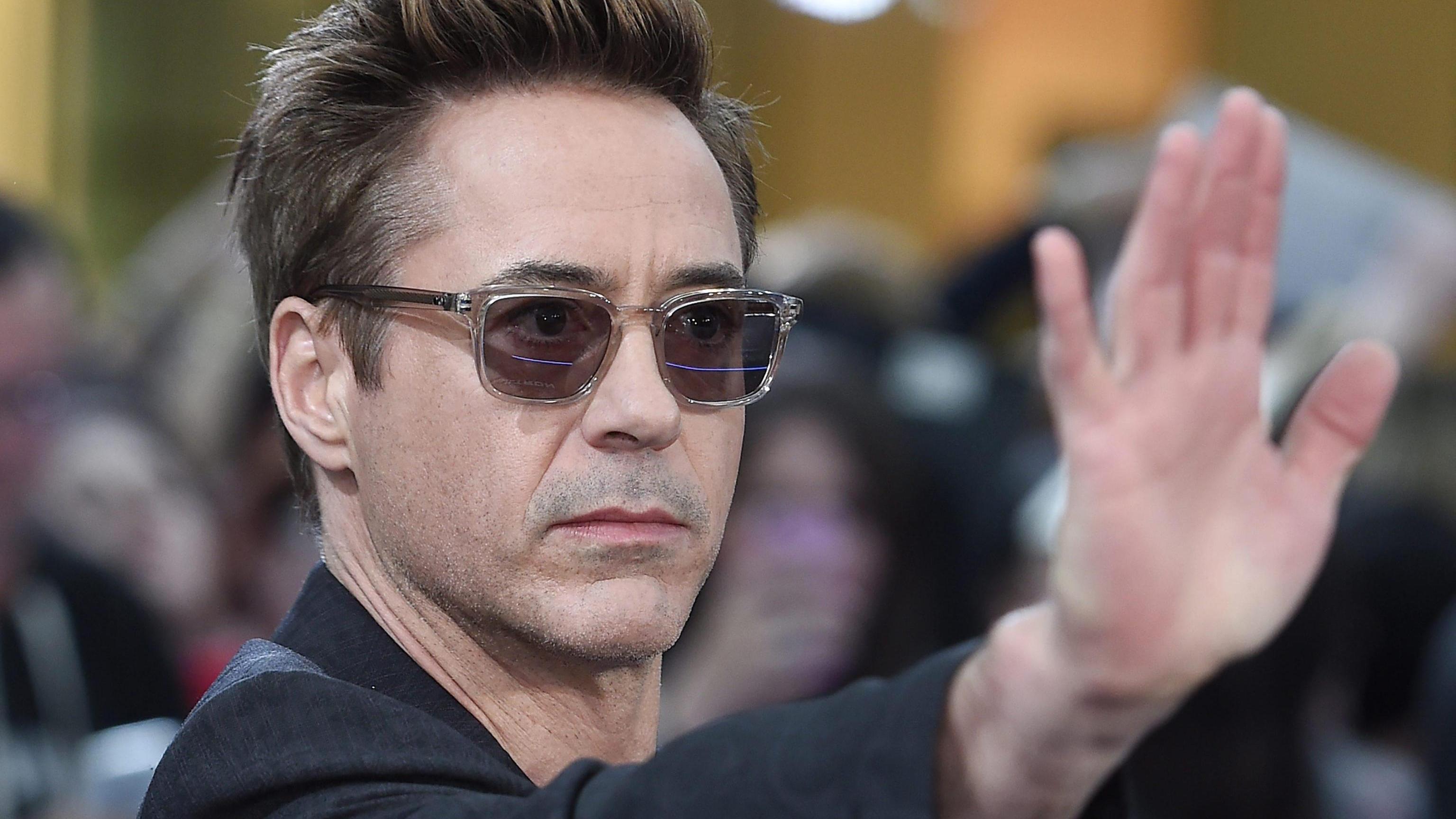 Downey jr e Hugh Grant fanno pace