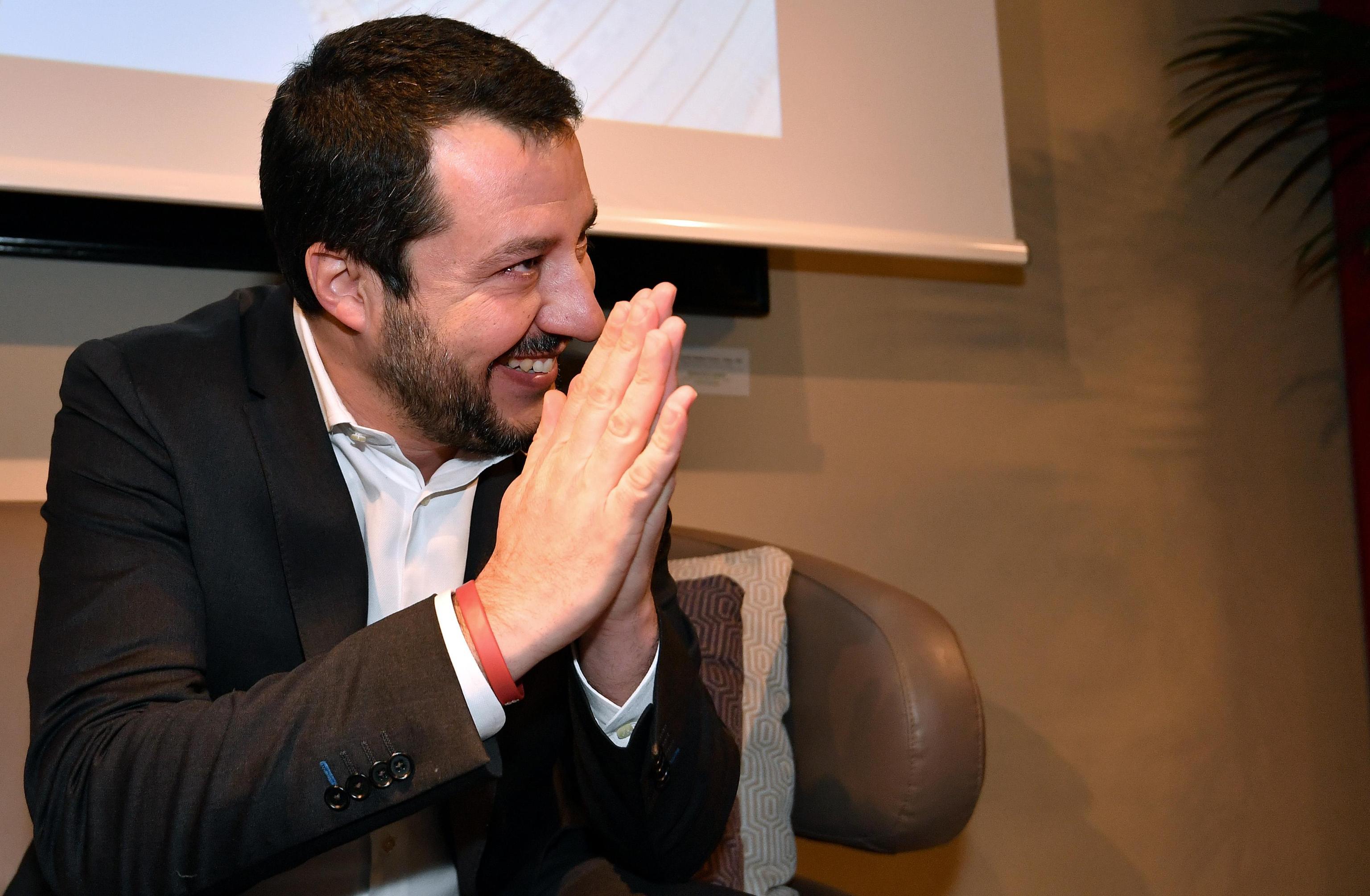 Salvini, euro un errore, non cambio idea