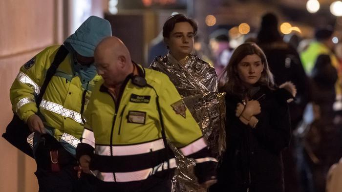 Incendio in un hotel a Praga, quattro morti